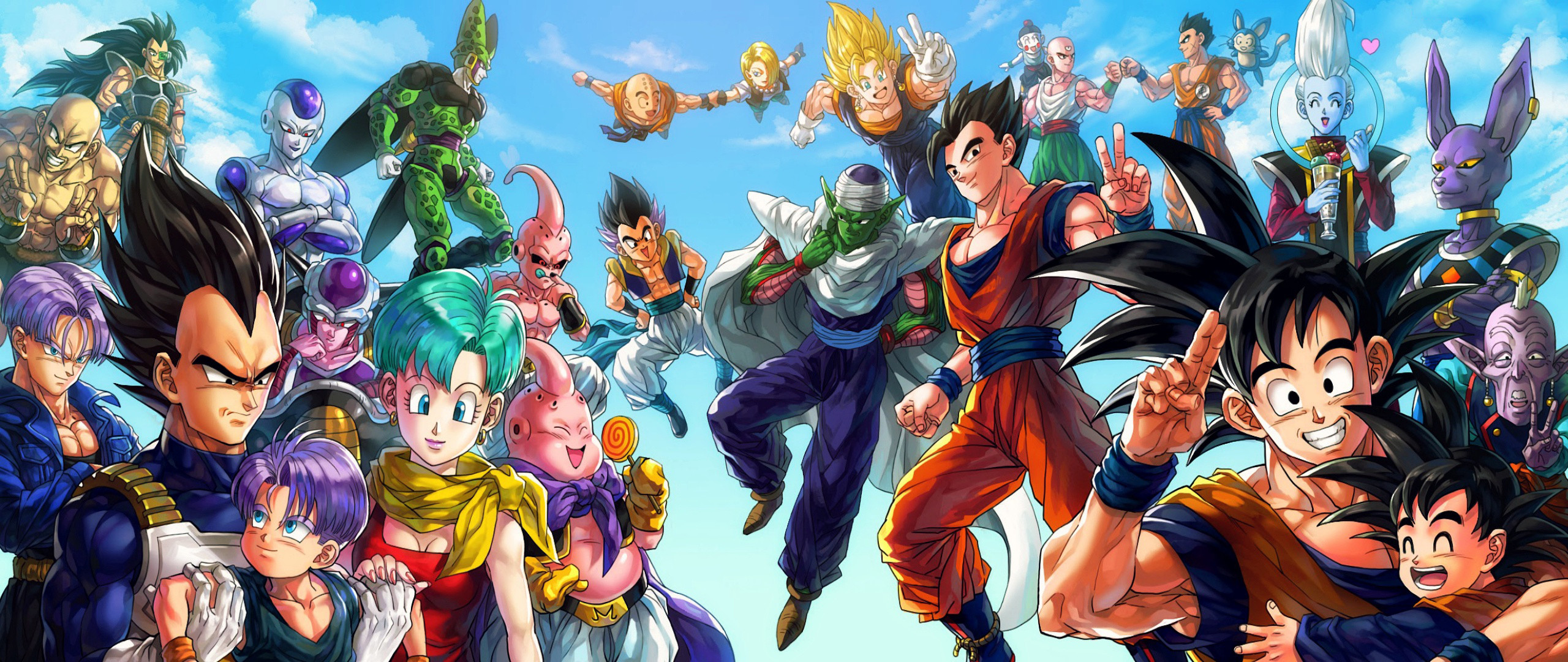Piccolo Wallpapers Hd Wallpaper Collections 4kwallpaper Wiki