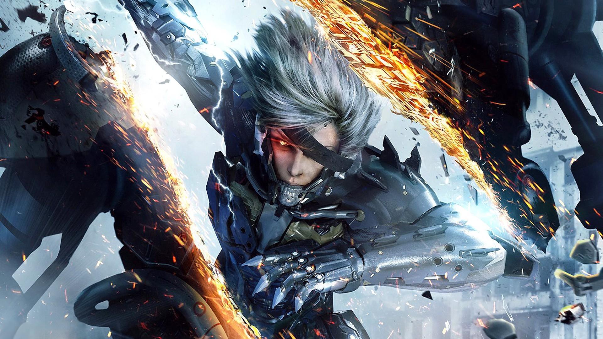 Res: 1920x1080, 55 Metal Gear Rising: Revengeance HD Wallpapers | Hintergründe - Wallpaper  Abyss
