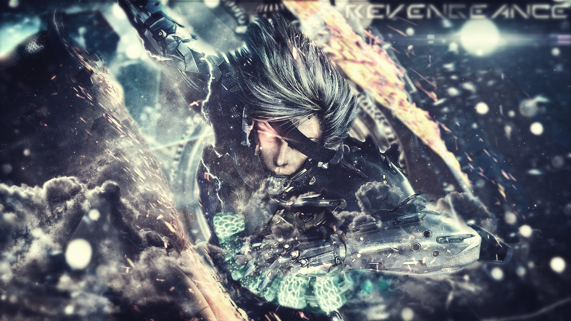 Res: 1920x1080, Video Game - Metal Gear Rising: Revengeance Wallpaper
