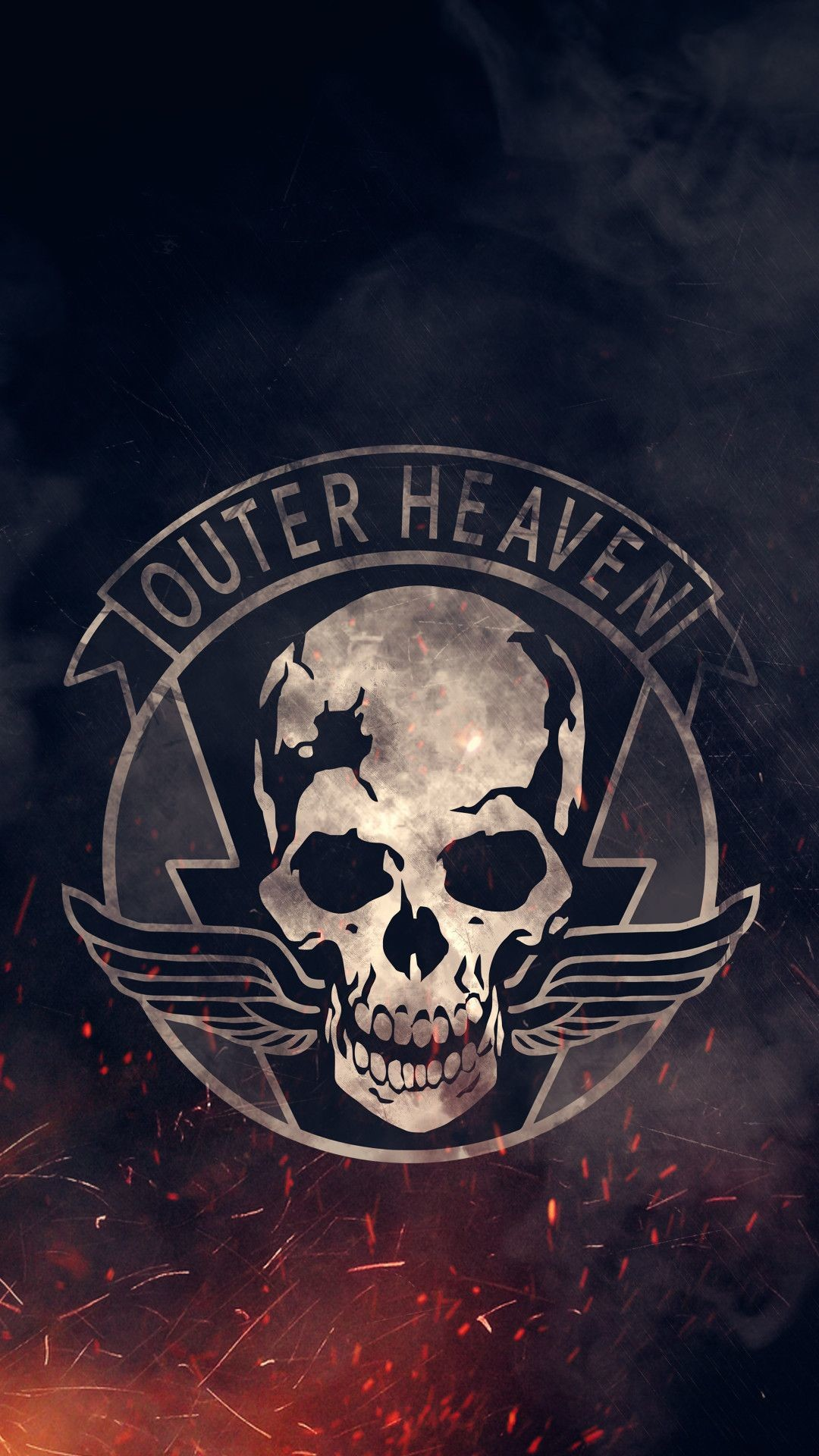 Res: 1080x1920, I made an Outer Heaven iPhone6 Wallpaper! - Imgur