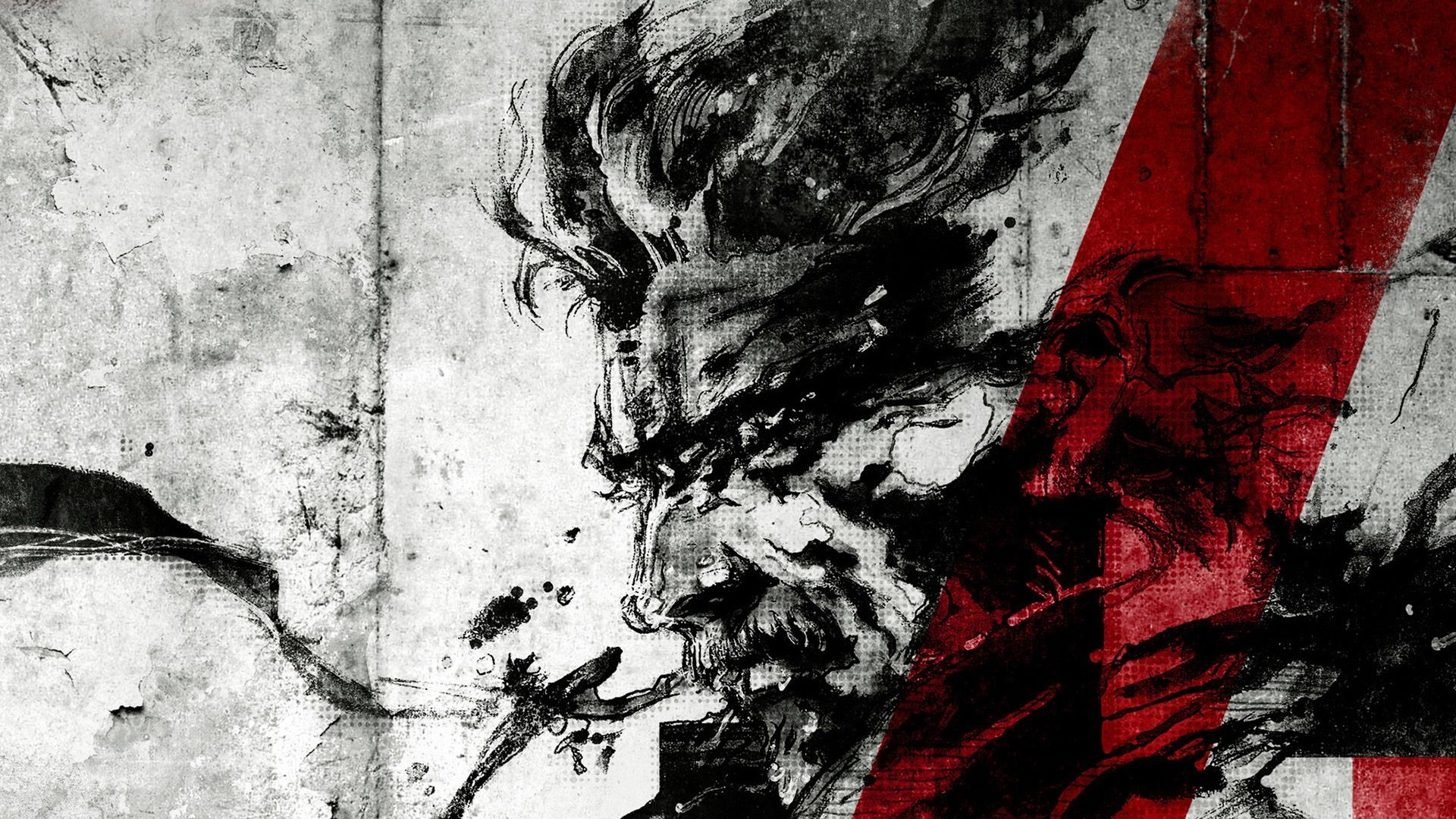 Res: 1920x1080, Metal Gear Solid 5 Wallpaper