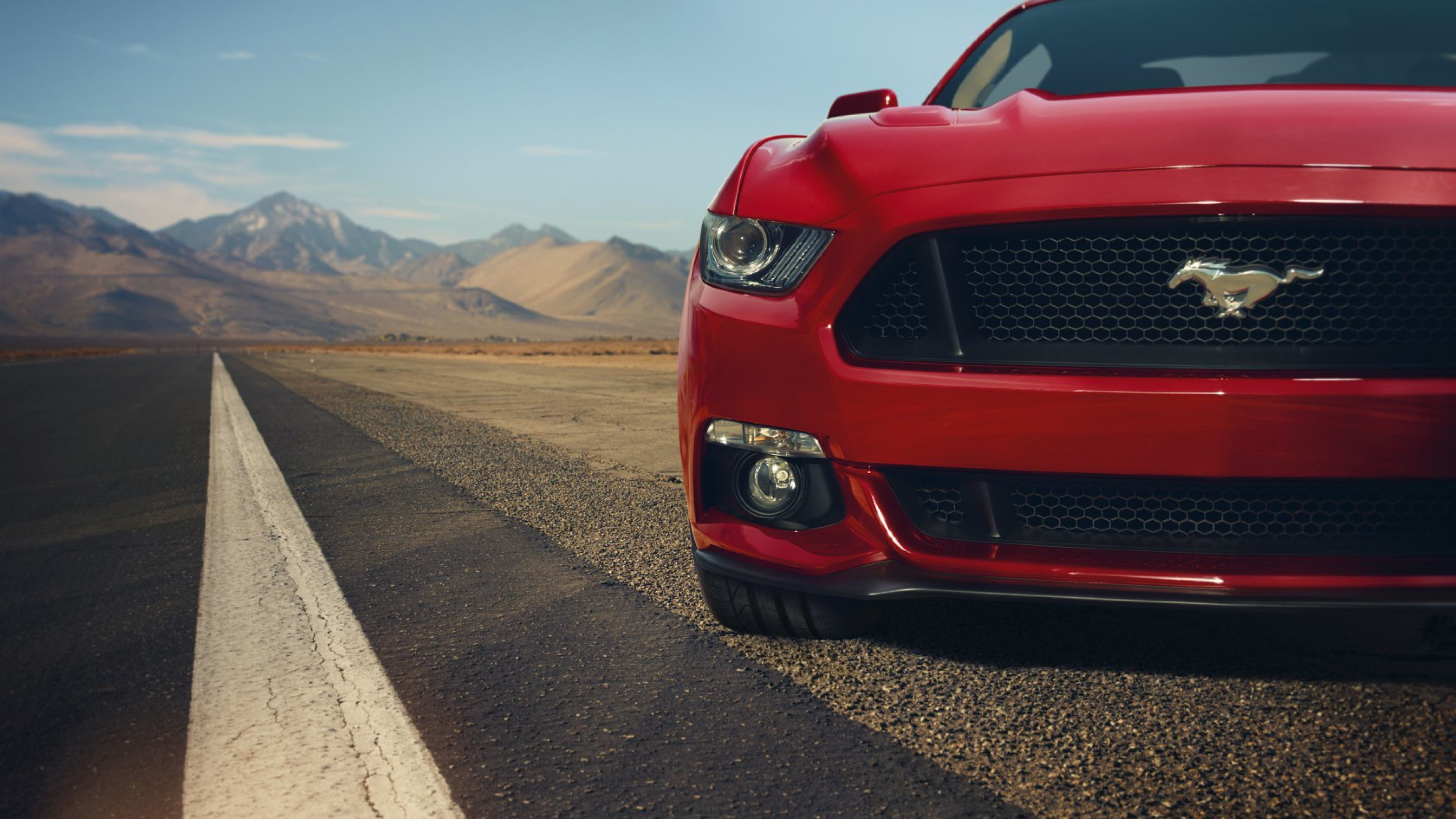 Res: 3840x2160, Beautiful Ford Mustang 4k Wallpapers