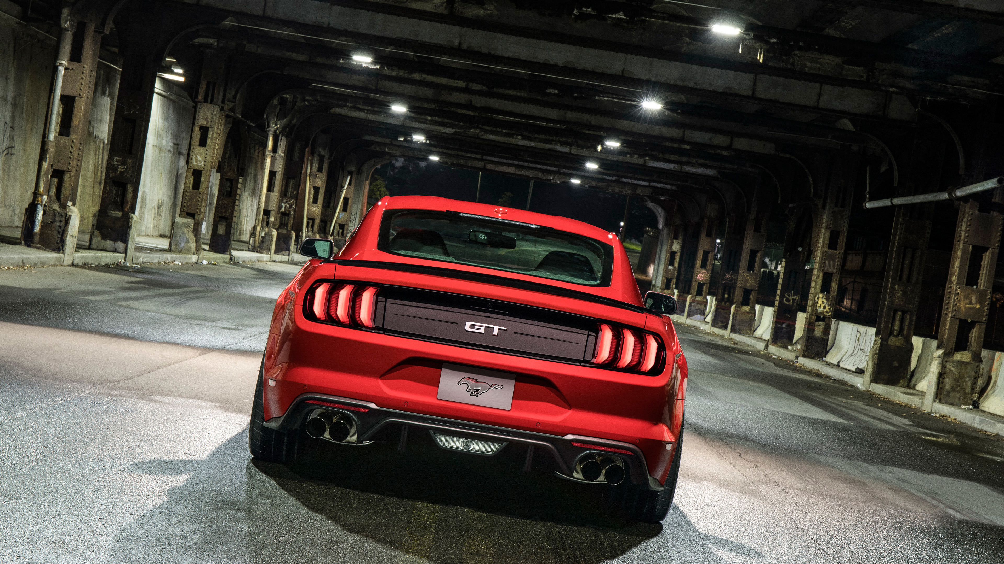 Res: 3840x2160, 2018 Ford Mustang GT Level 2 Performance Pack 4K 4