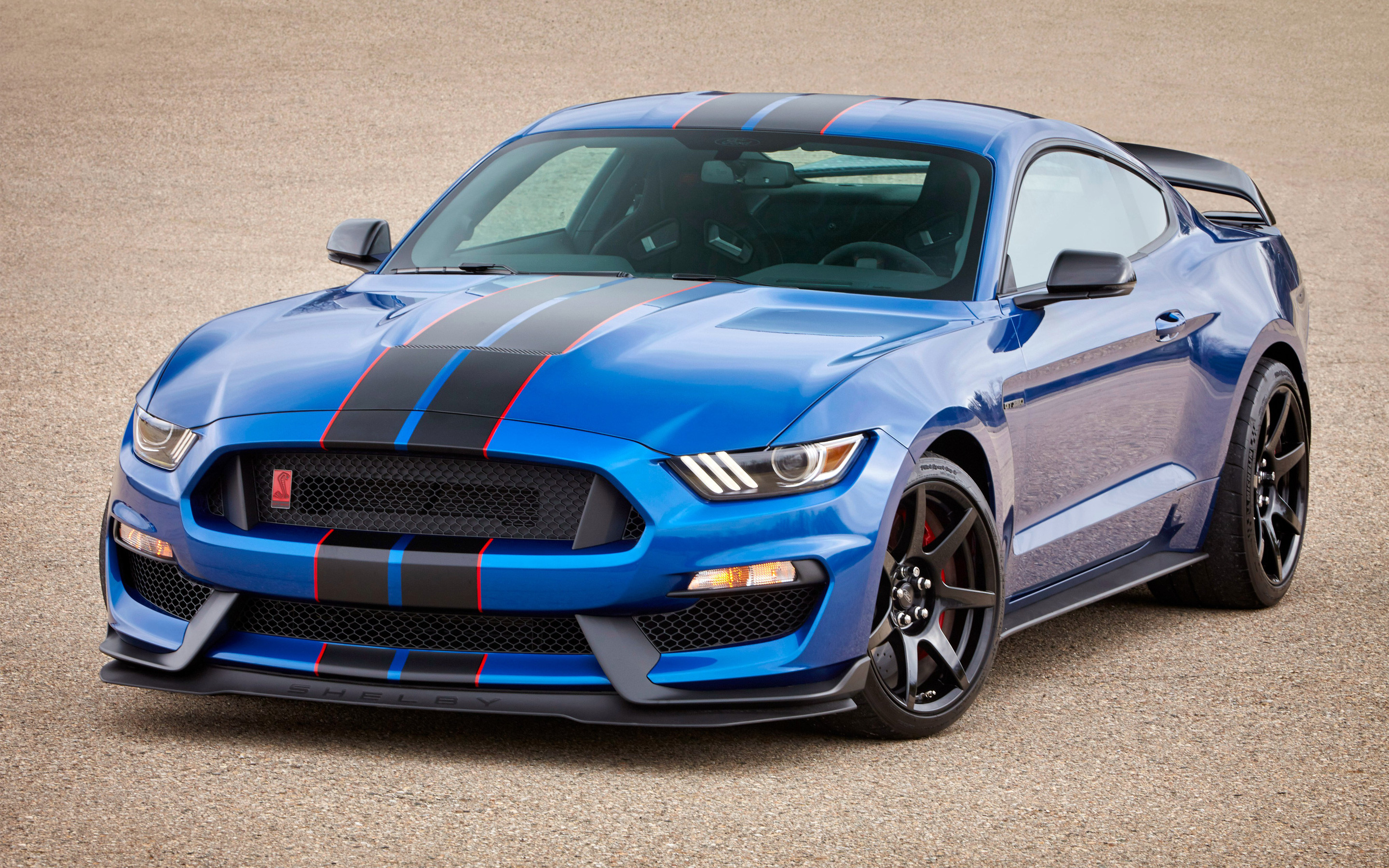 Res: 2880x1800, Mustang Shelby GT350 4K