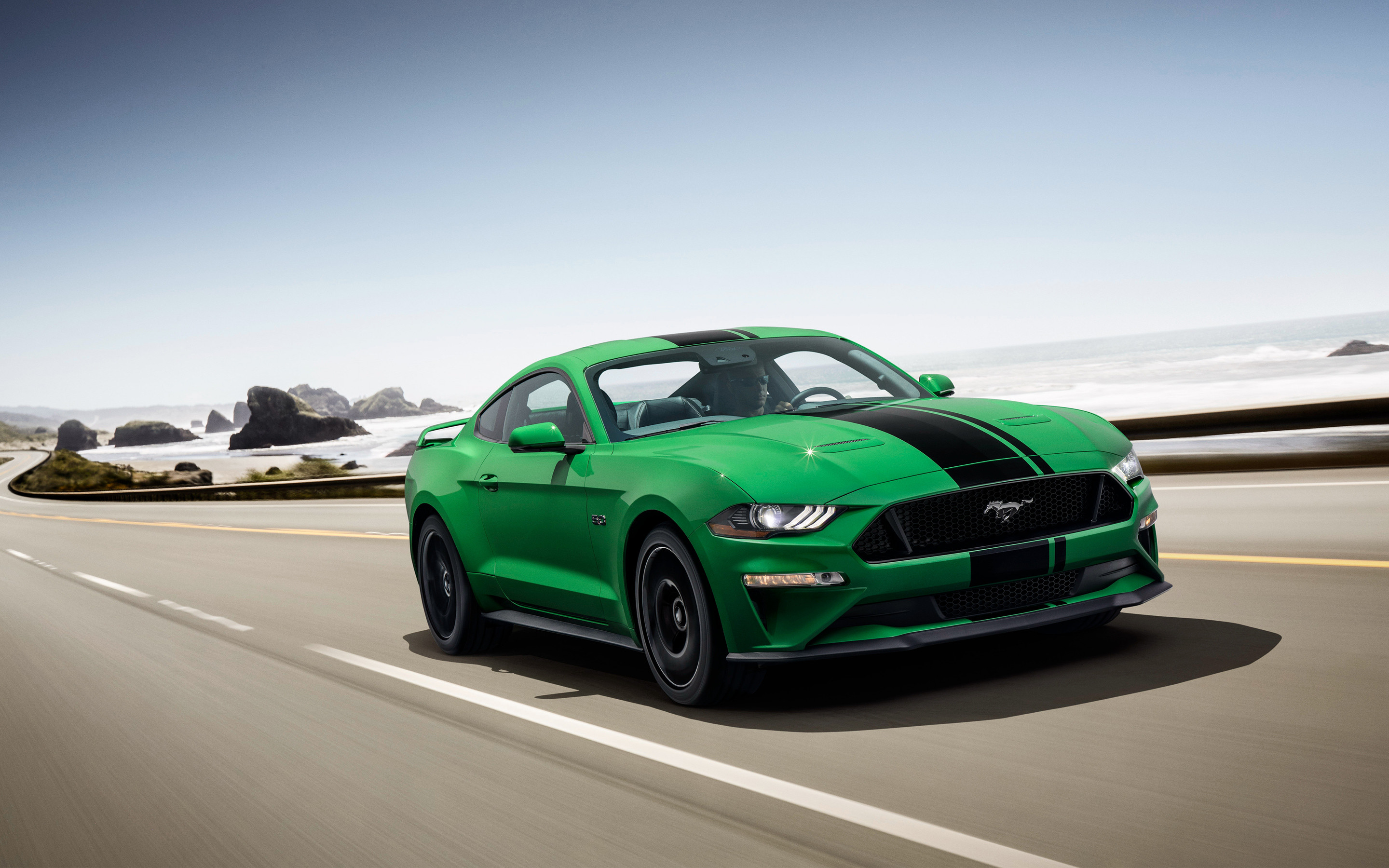 Res: 2880x1800, 2018 Ford Mustang GT Fastback 4K