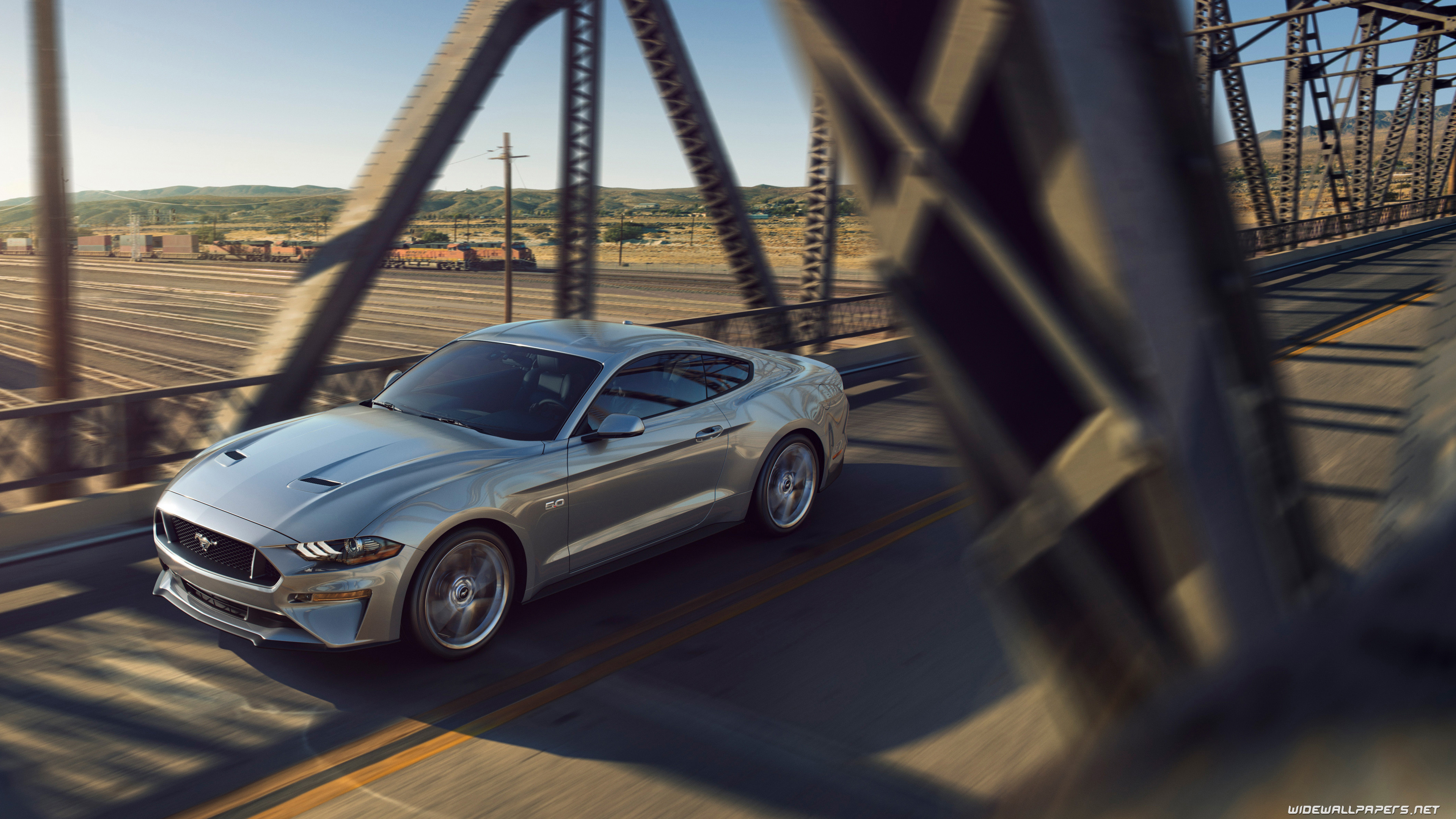 Res: 3840x2160, Ford Mustang GT Performance Package car wallpapers 4K ...