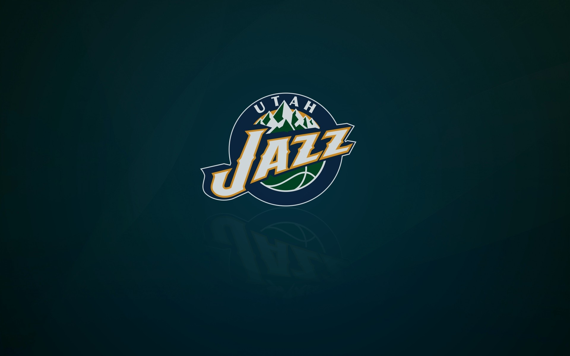 Res: 1920x1200, Utah Jazz wallpaper with logo, wide , 16x10