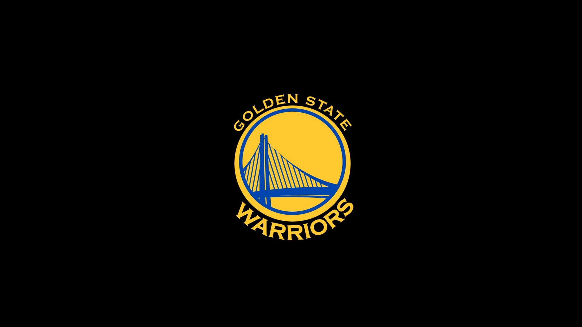 Res: 1920x1080, Golden State Warriors Logo Desktop Wallpapers with image dimensions   pixel. You can make this