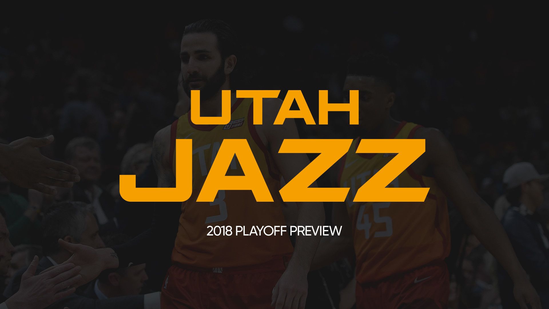 Res: 1920x1080, Utah Jazz 2018 Playoff Preview