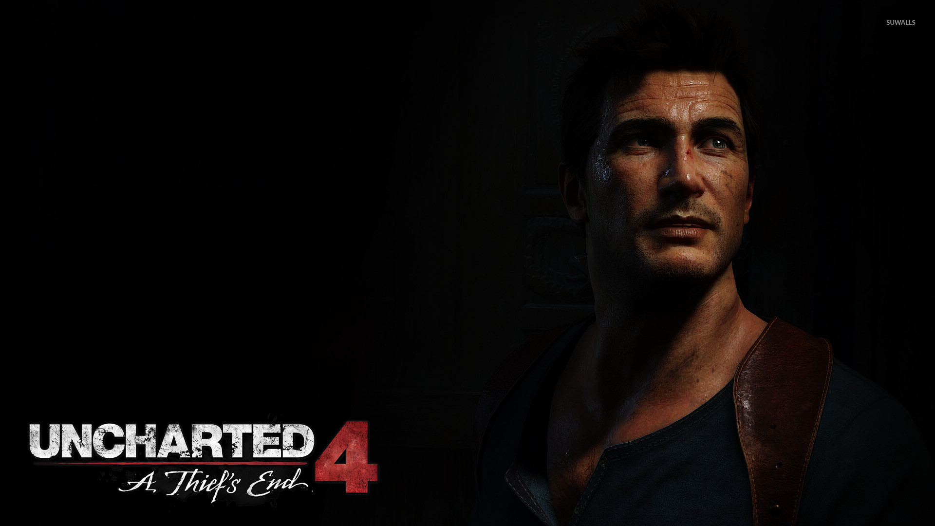 Res: 1920x1080, Nathan Drake in Uncharted 4: A Thief's End wallpaper