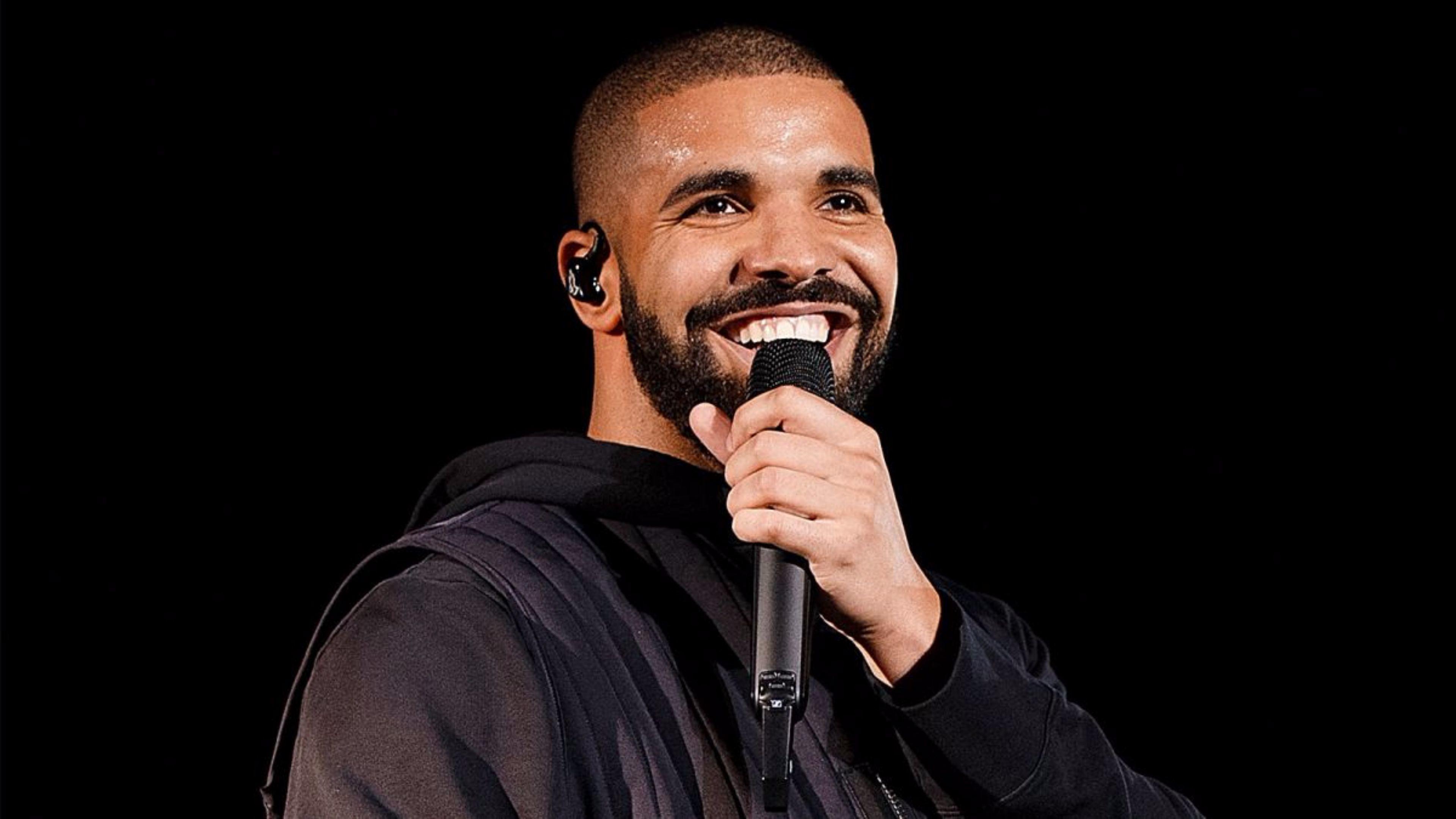 Res: 3840x2160, Live Drake 4K Wallpaper