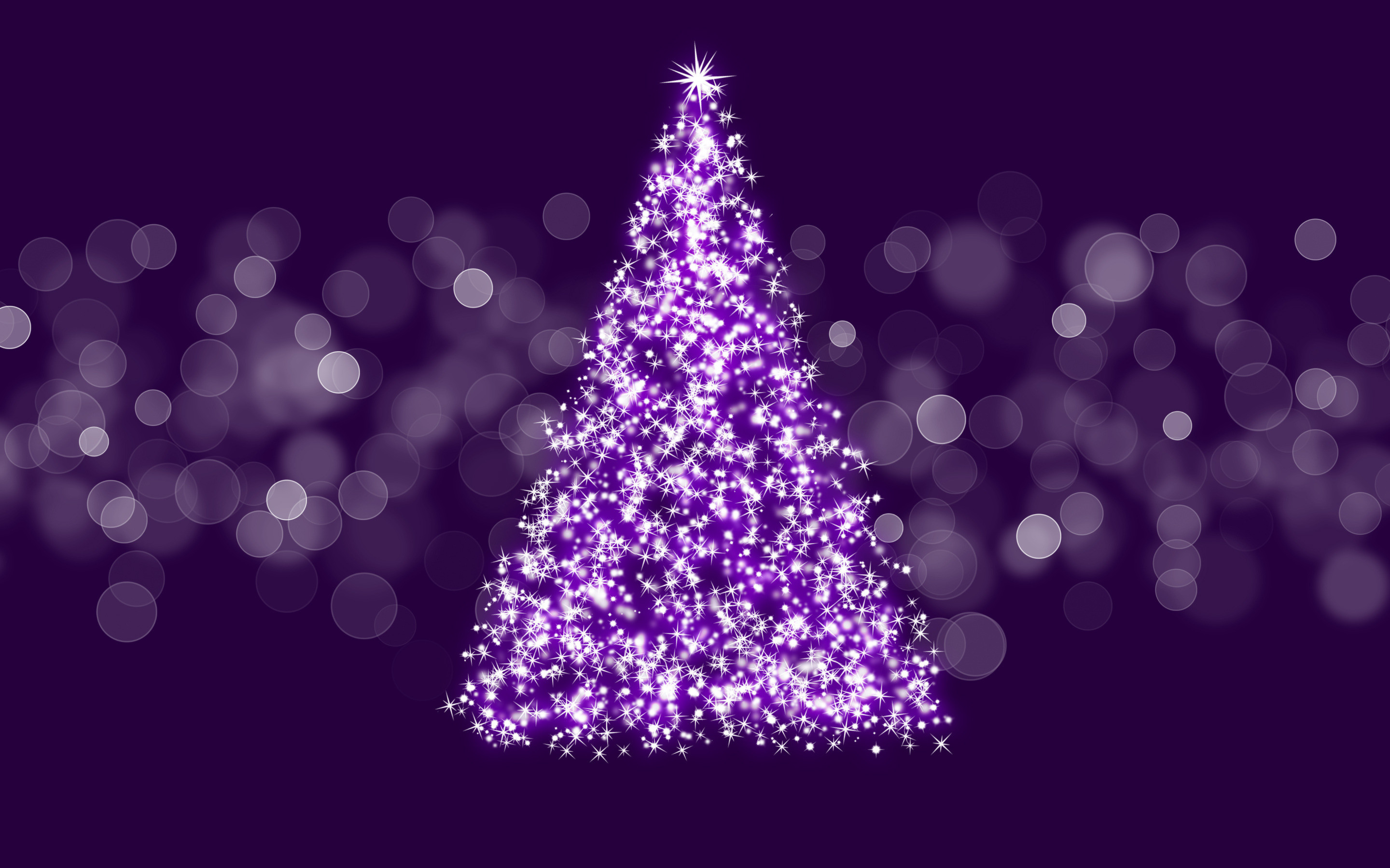 Res: 2880x1800, Christmas Tree Wallpapers For Wallpaper Images About Trees Toppers Tables  On Pinterest Purple And Silver Deco