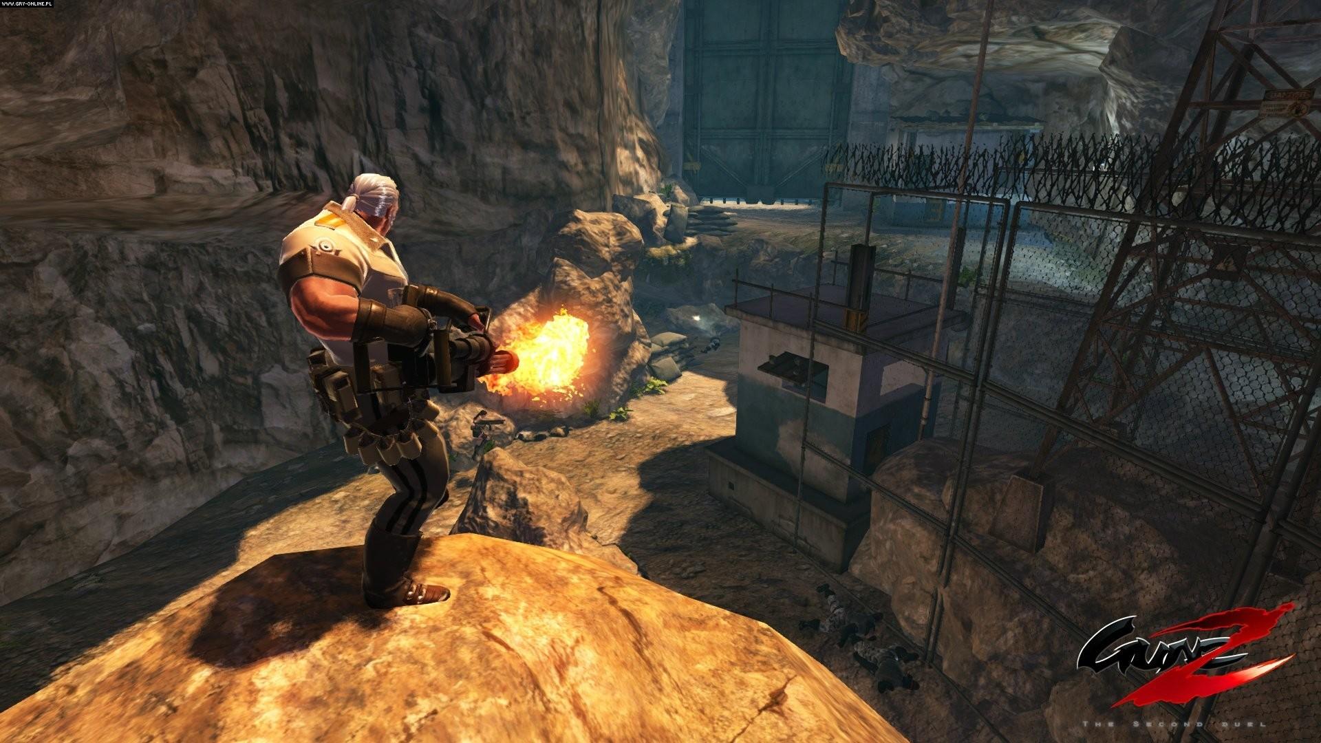 Res: 1920x1080, GunZ 2: The Second Duel PC Games Image 1/8, MAIET entertainment,