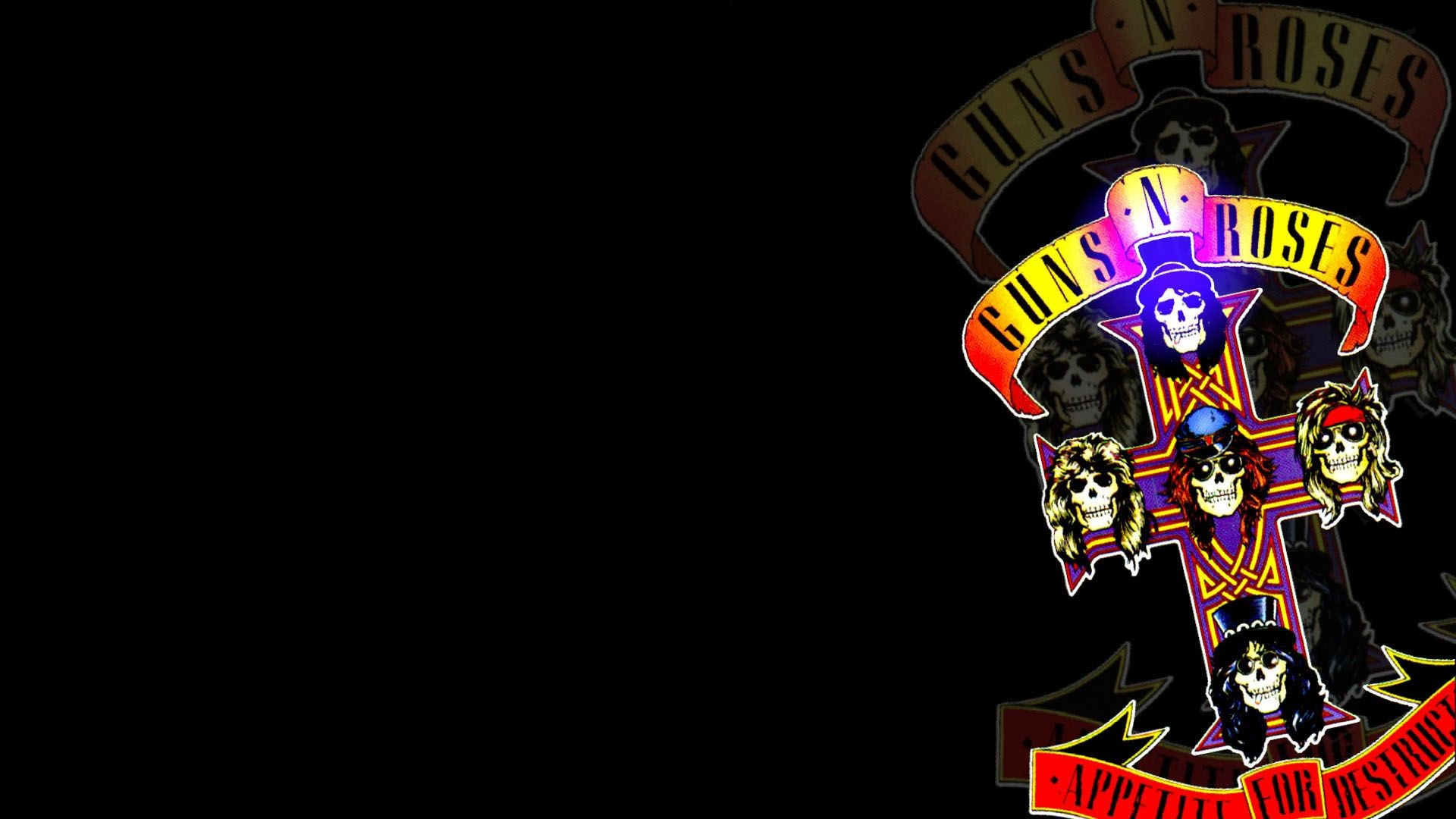 Res: 1920x1080, Guns N Roses HD Wallpapers Backgrounds Wallpaper 1920×1080 Guns And Roses  Wallpapers (42 Wallpapers) | Adorable Wallpapers