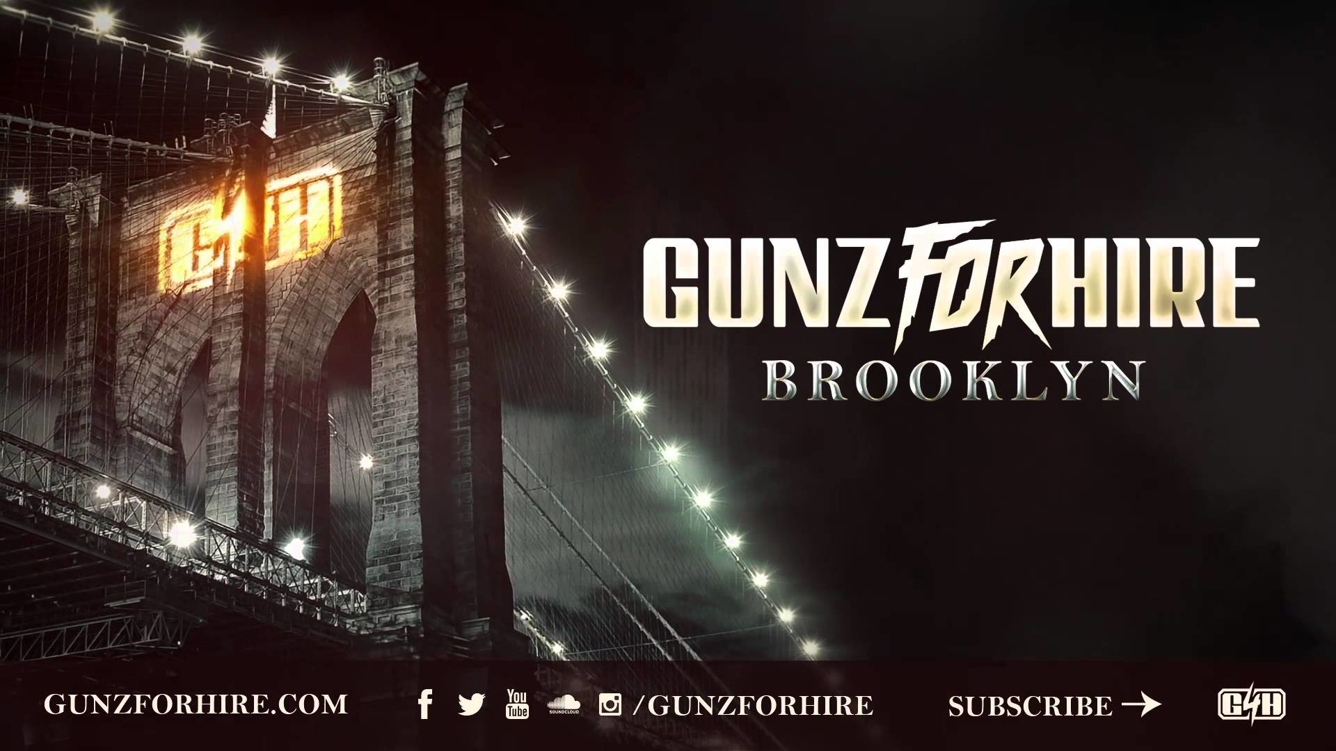 Res: 1920x1080, Gunz For Hire - Brooklyn [OUT NOW]