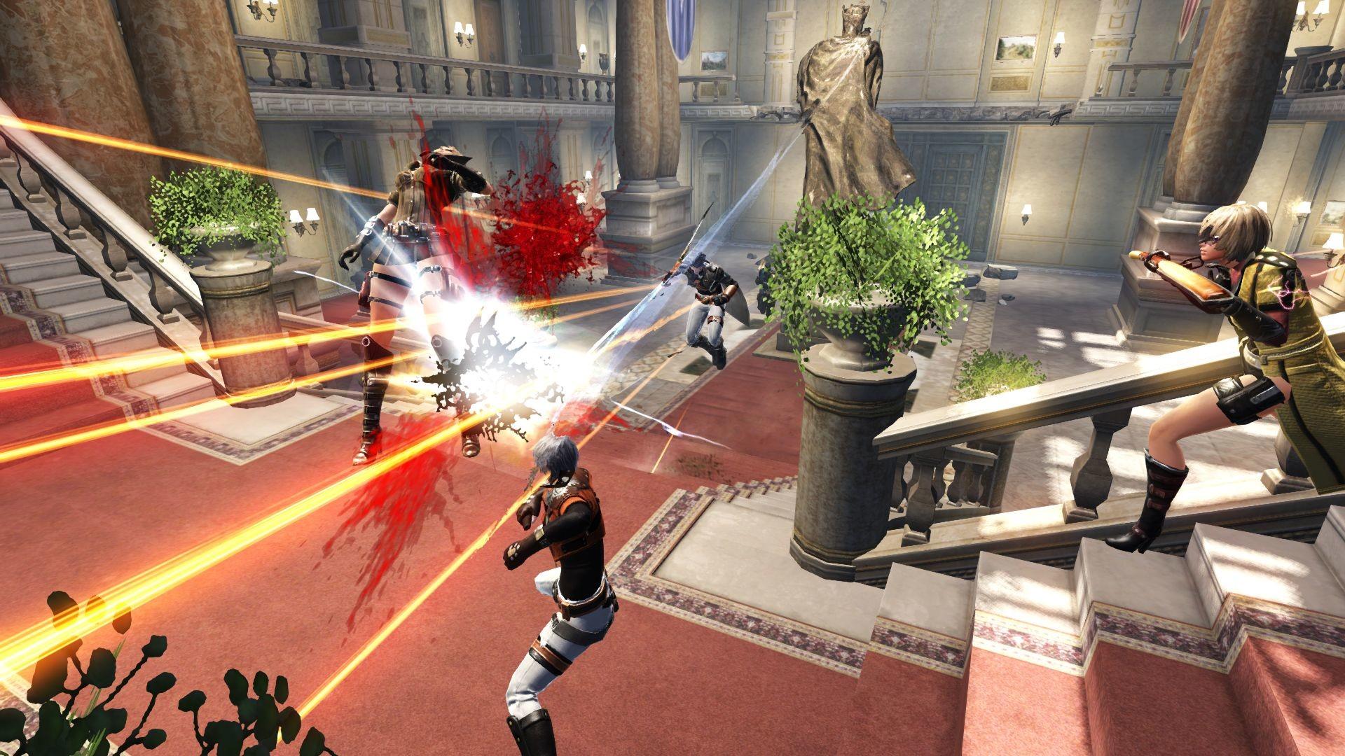 Res: 1920x1080, GunZ 2: The Second Duel Screenshot