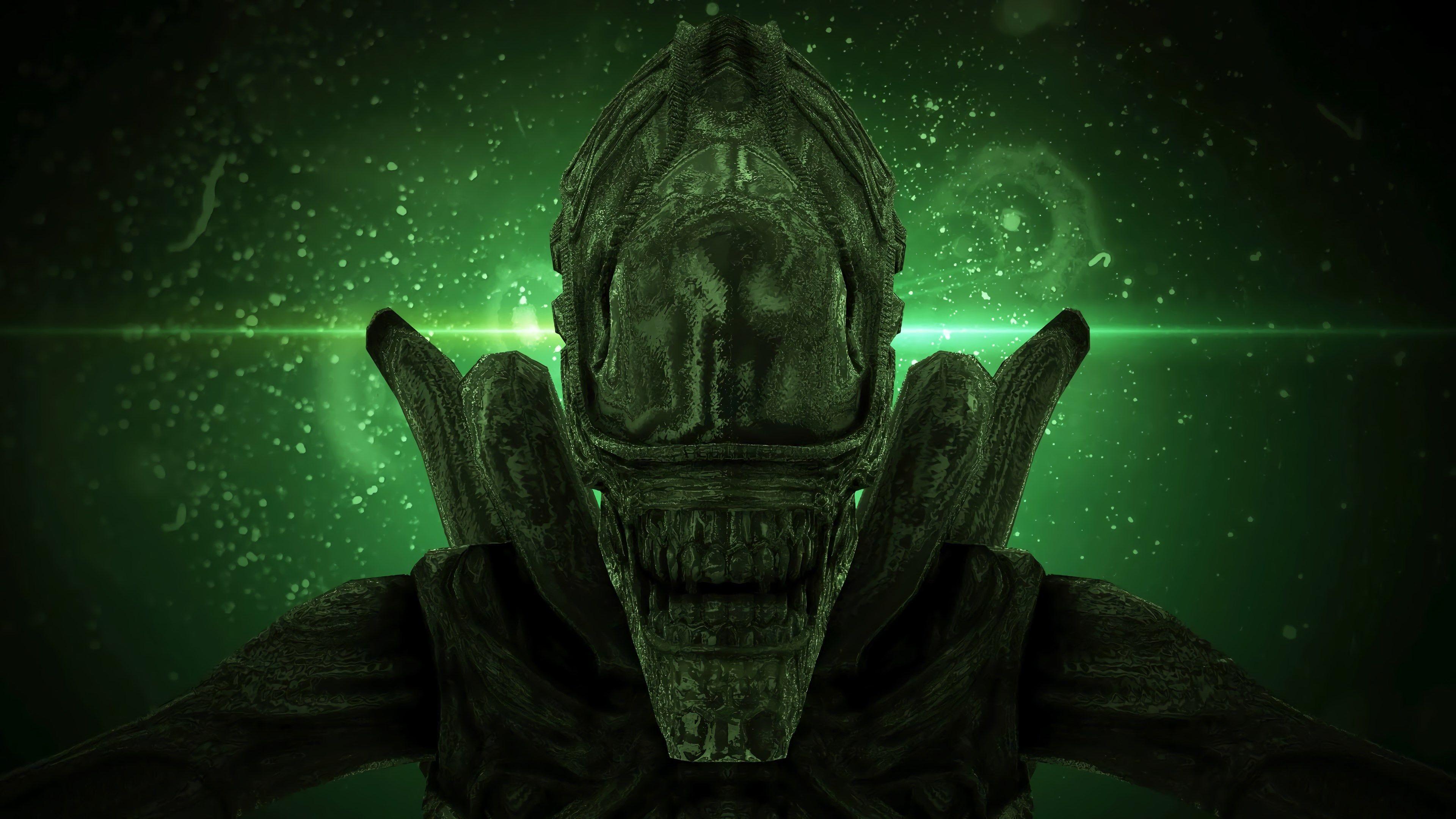 Res: 3840x2160, #4k alien covenant hd wallpaper ()