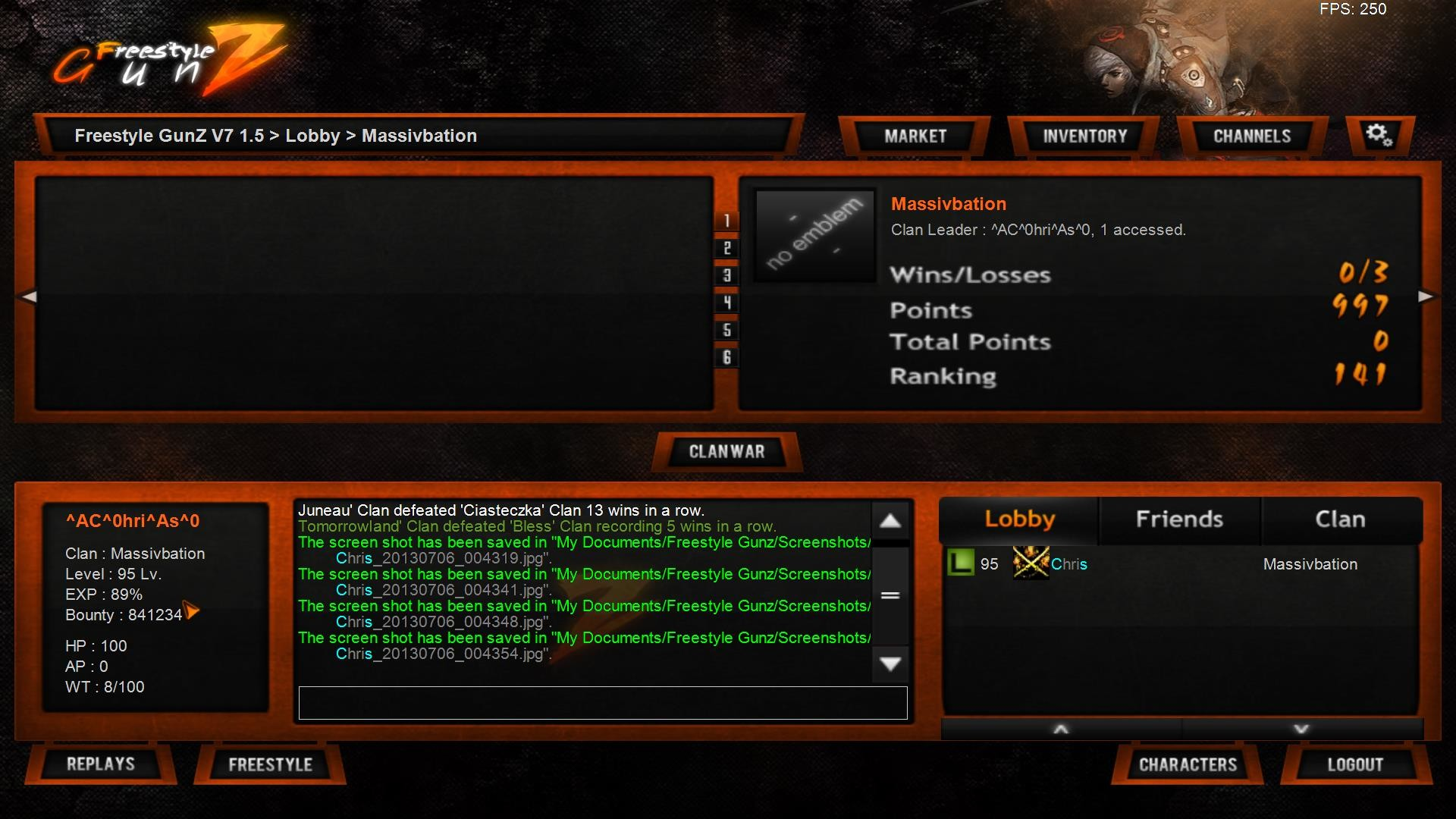 Res: 1920x1080, Game Account Selling Freestyle GunZ Account. - RaGEZONE - MMO development  community