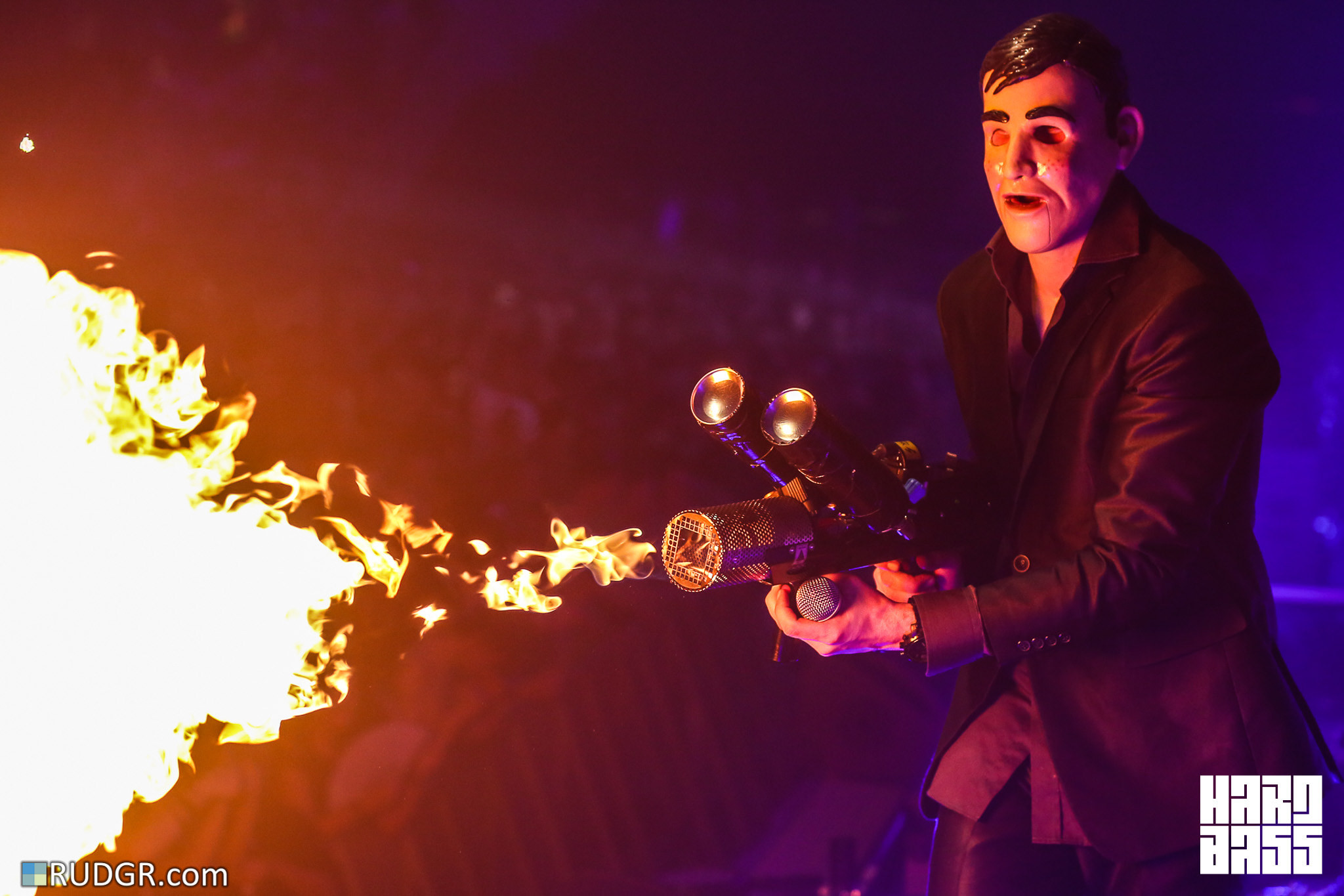 Res: 2048x1365, Gunz for Hire @ Hard Bass 2016. Images from the 2016 edition of Hard Bass  January 23rd, 2016 Gelredome, Arnhem. Netherlands BLUE Wildstylez  Atmozfears Coone ...