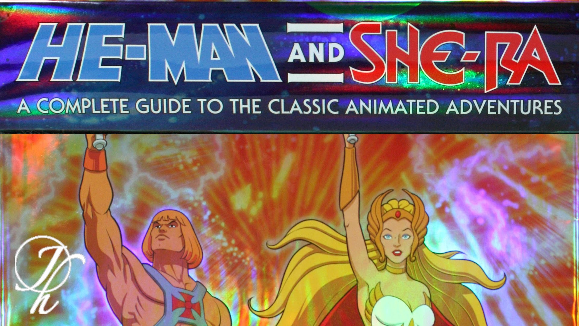 Res: 1920x1080, He-Man and She-Ra: A Complete Guide to the Classic Animated Adventures  LIMITED EDITION