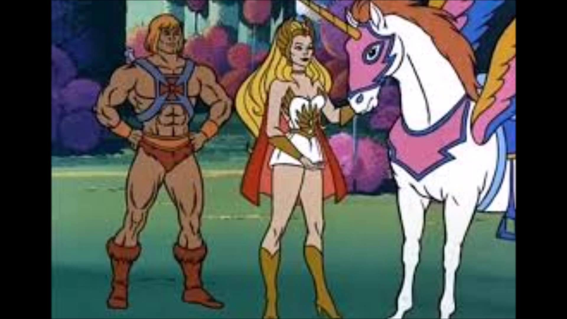Res: 1920x1080, He-Man and She-Ra:A Christmas Special (1985) movie review.