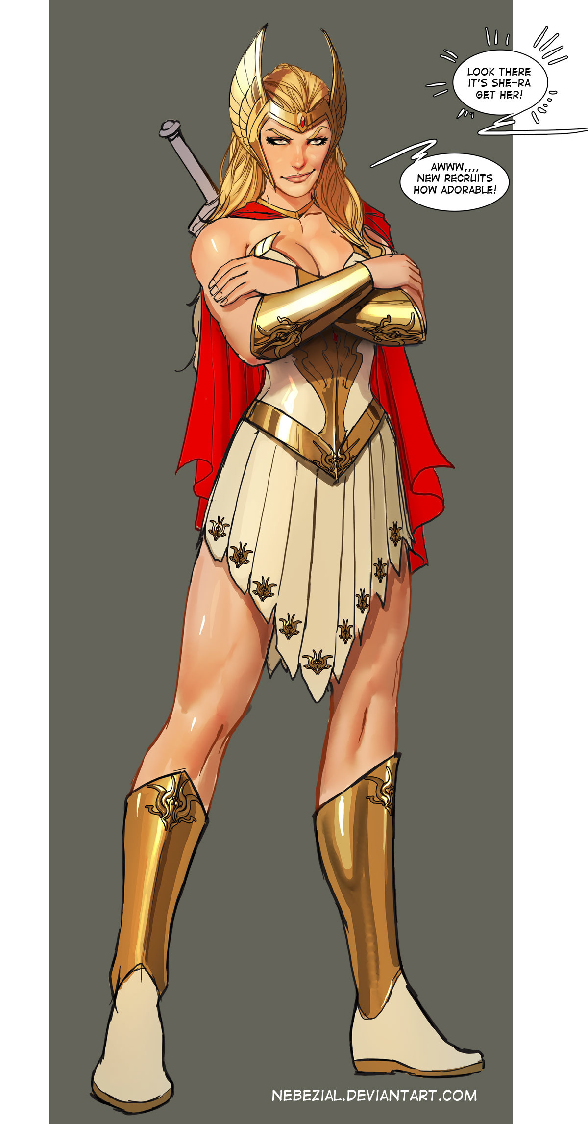 Res: 1200x2292, nebezial 2,609 189 she-ra...iiis not impressed...im on a roll
