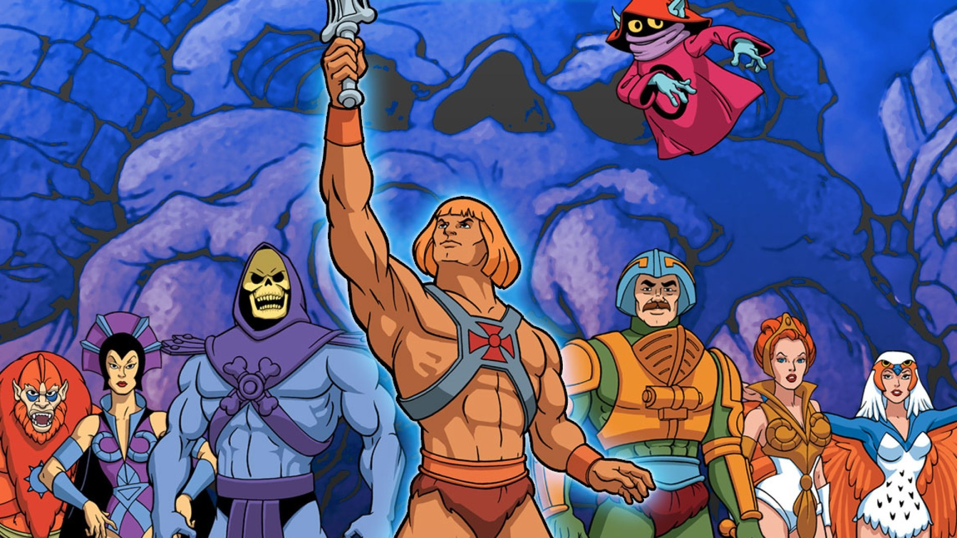 Res: 1920x1080, Skeletor Masters of the Universe He-Man 1080p HD Wallpaper Background