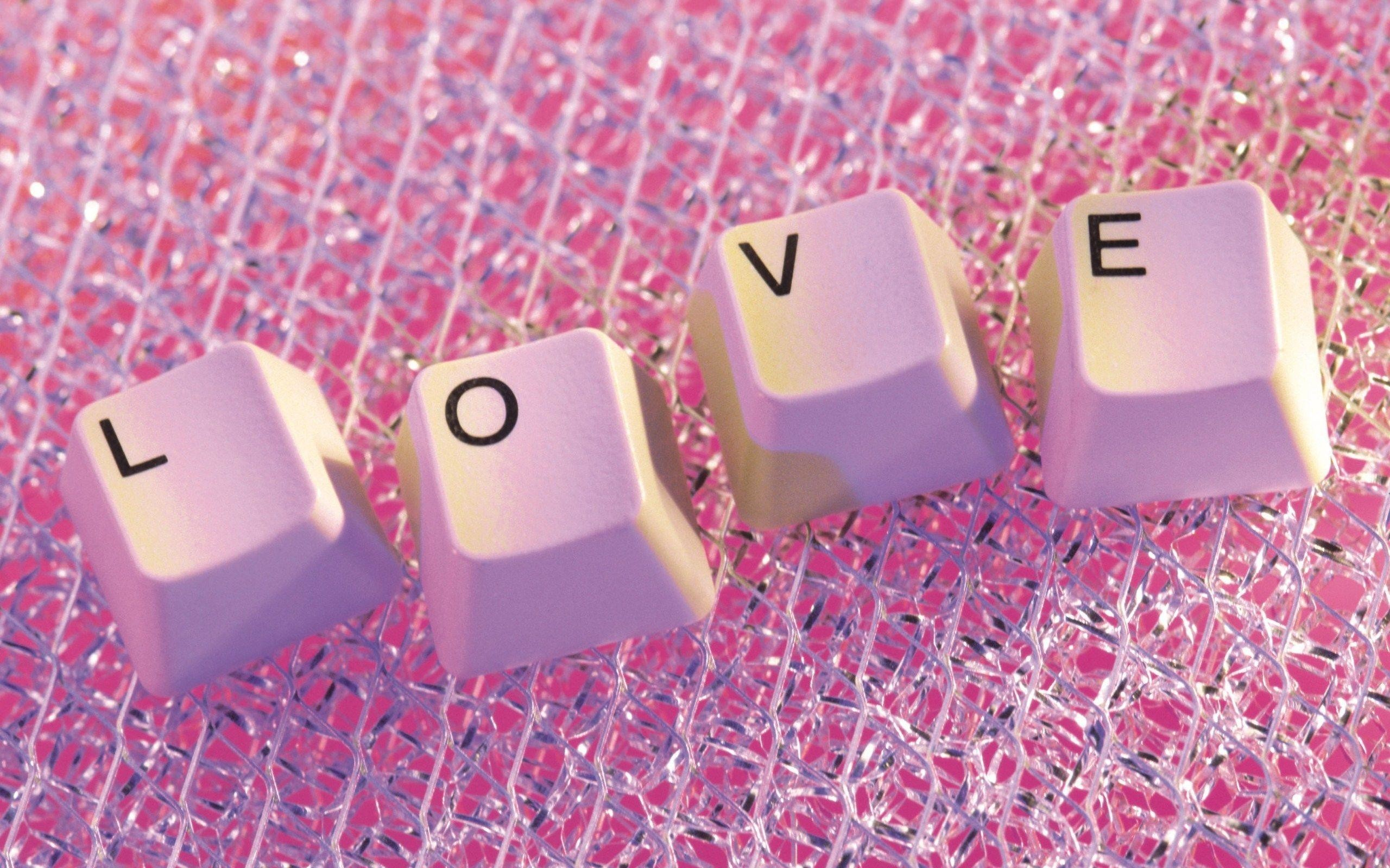 Res: 2560x1600, Love Word Free HD Wallpaper - Love Wallpapers