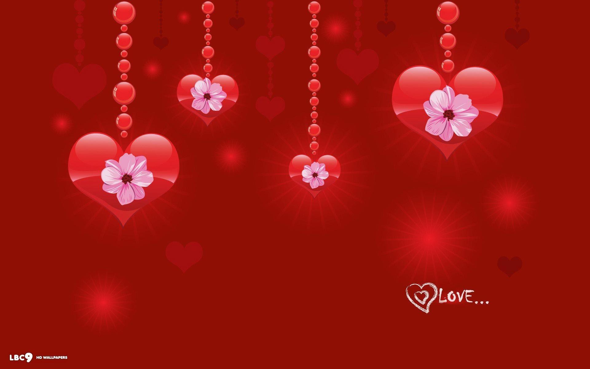 Res: 1920x1200, D Love Word Wallpaper