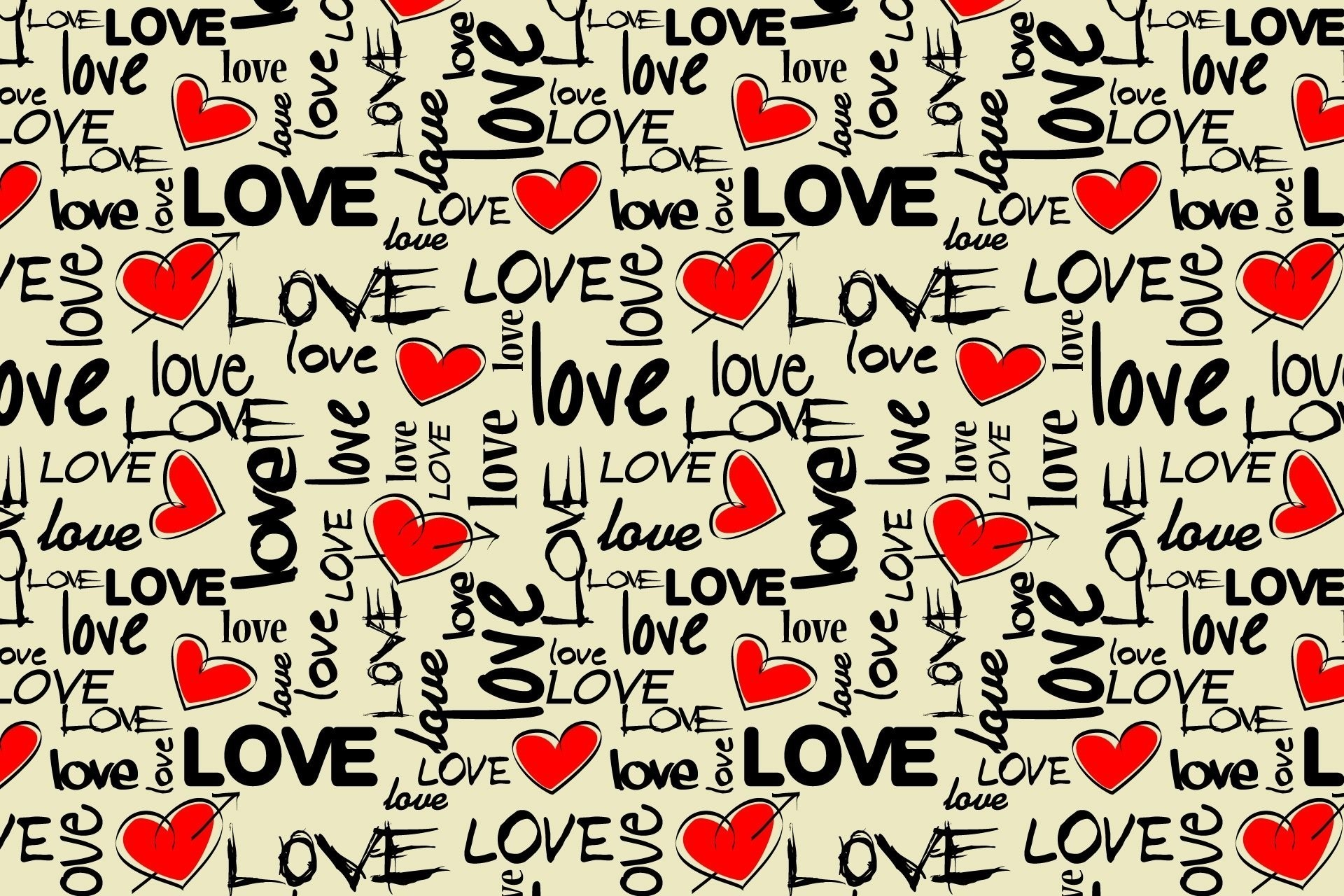 Res: 1920x1280, Artistic - Love Artistic Heart Word Wallpaper