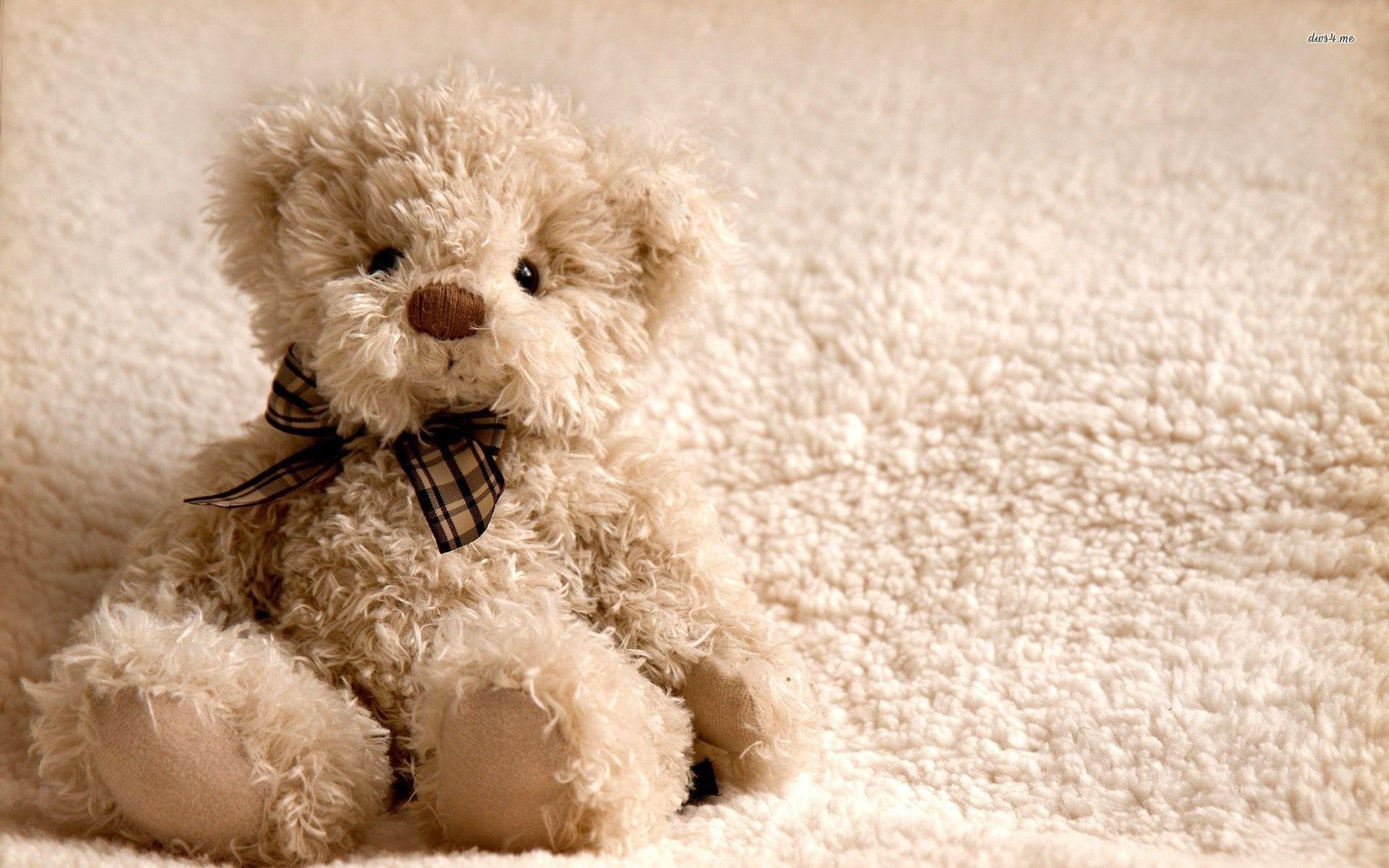 Res: 1920x1200, ... Teddy bear wallpaper  ...