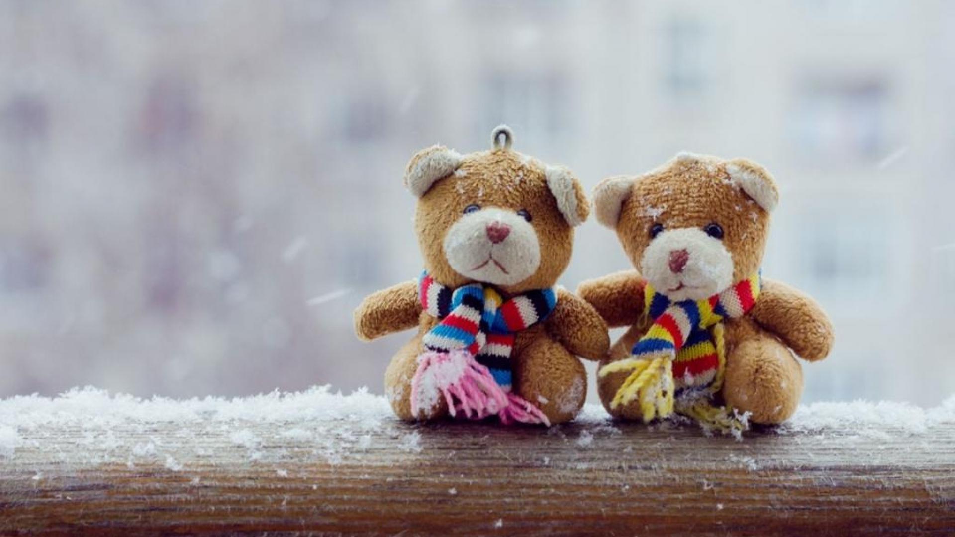 Res: 1920x1080, 75-Teddy-bear-couple-beautiful-looks(Teddy-Bear-