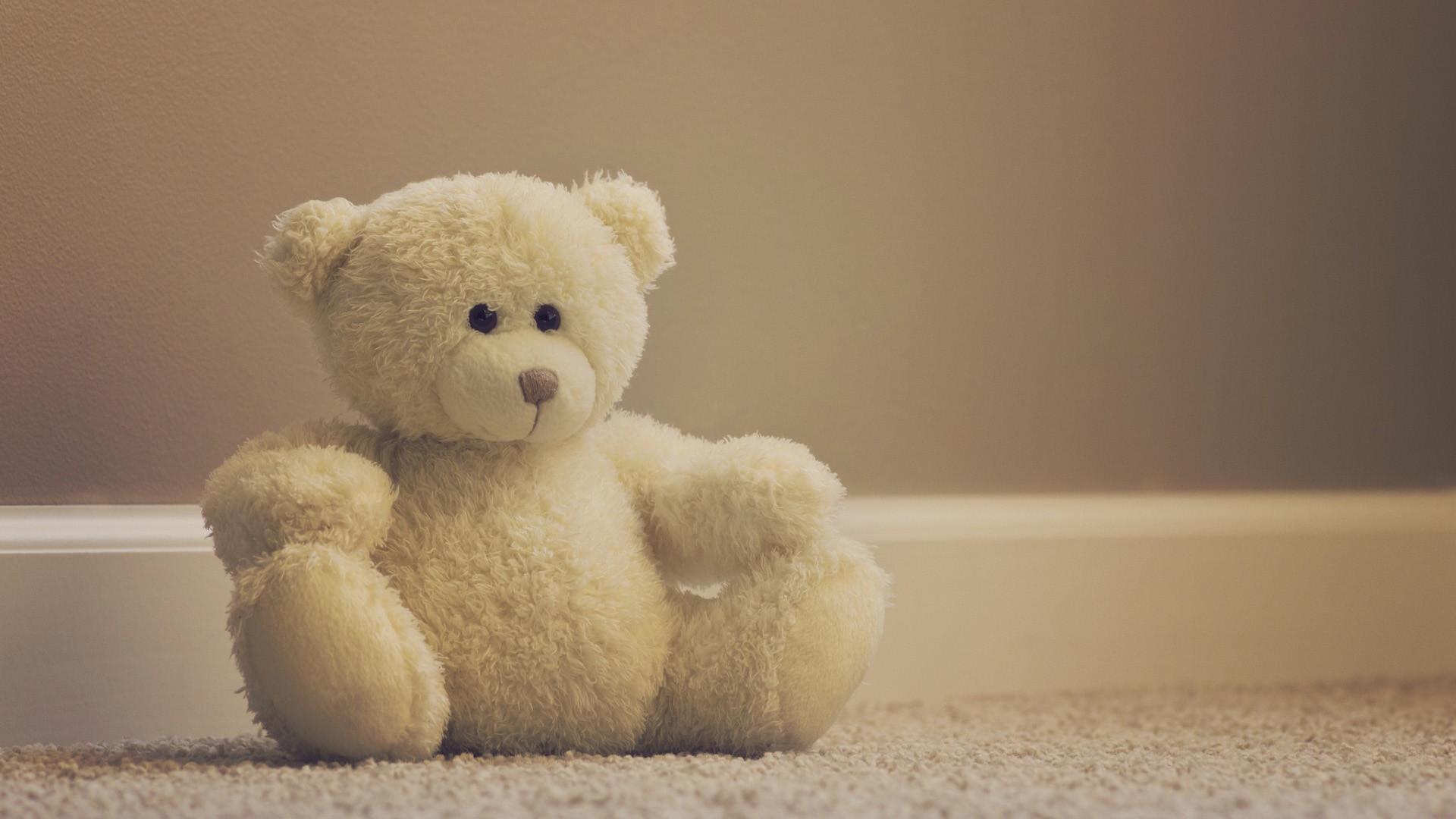 Res: 1920x1080,  Cute teddy bear, stuffed bears wallpaper thumb