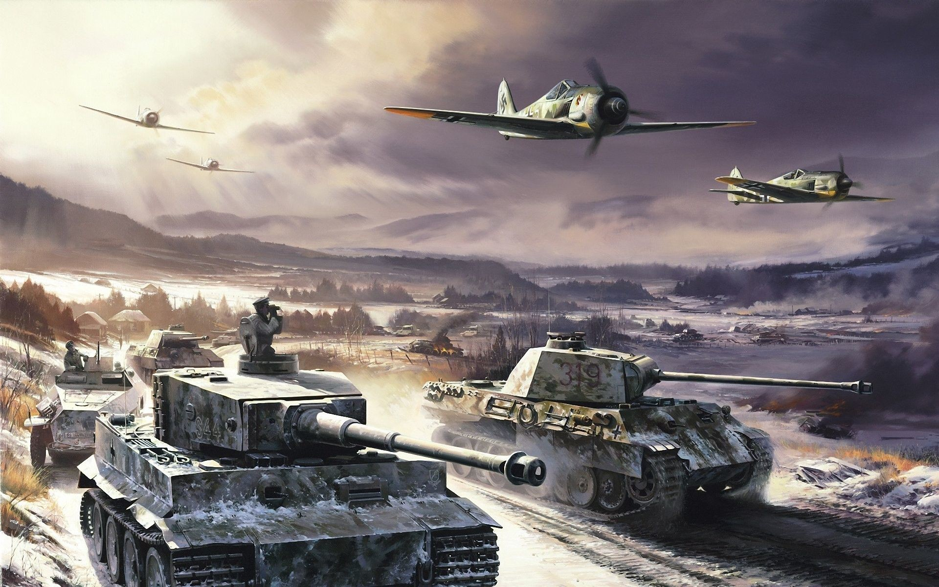 Res: 1920x1200, old-miltary-tanks-high-definition-wallpaper-tank-image-download-free.jpg  (1920×1200)