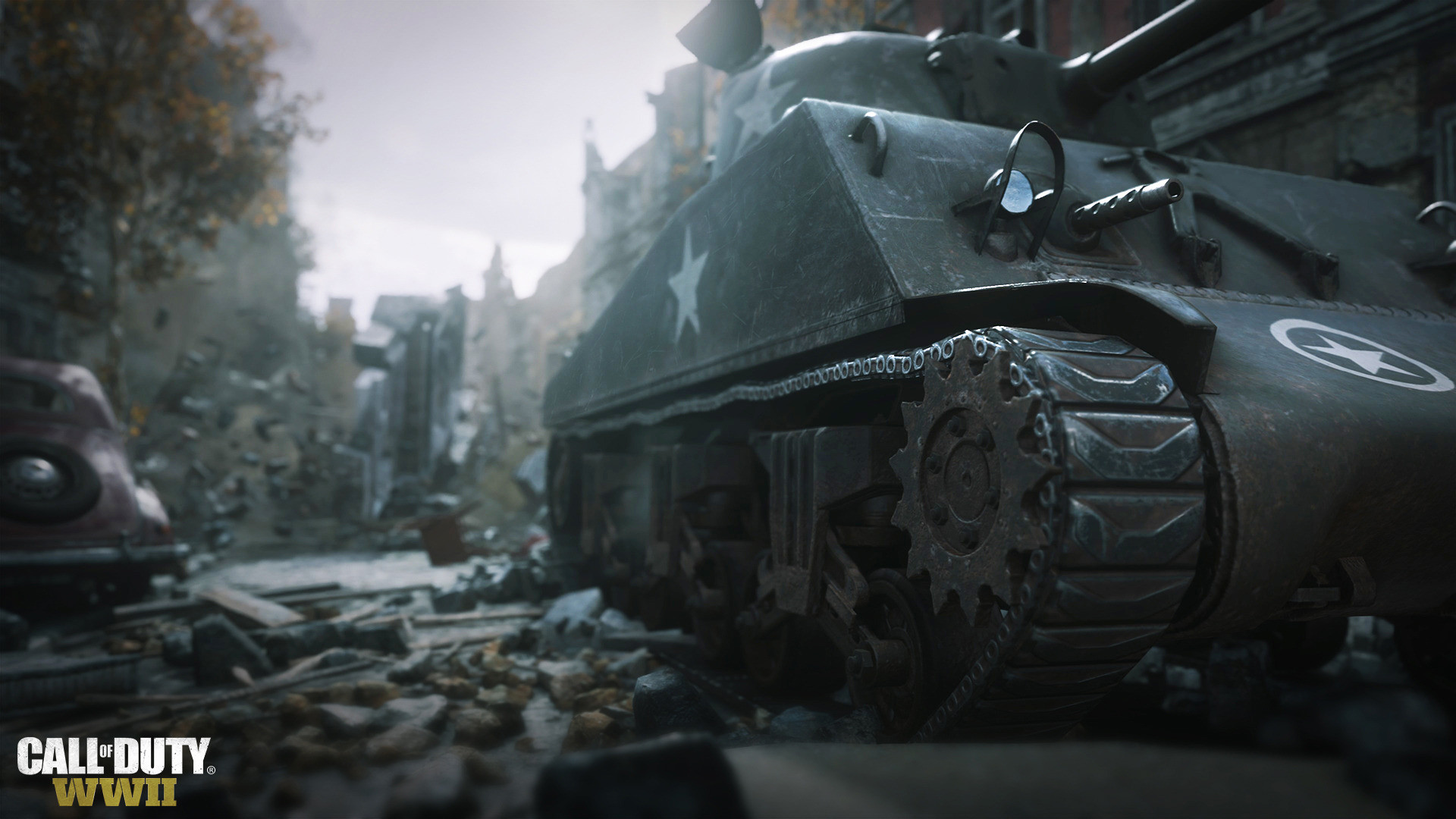 Res: 1920x1080, Call Of Duty Ww2 Tank