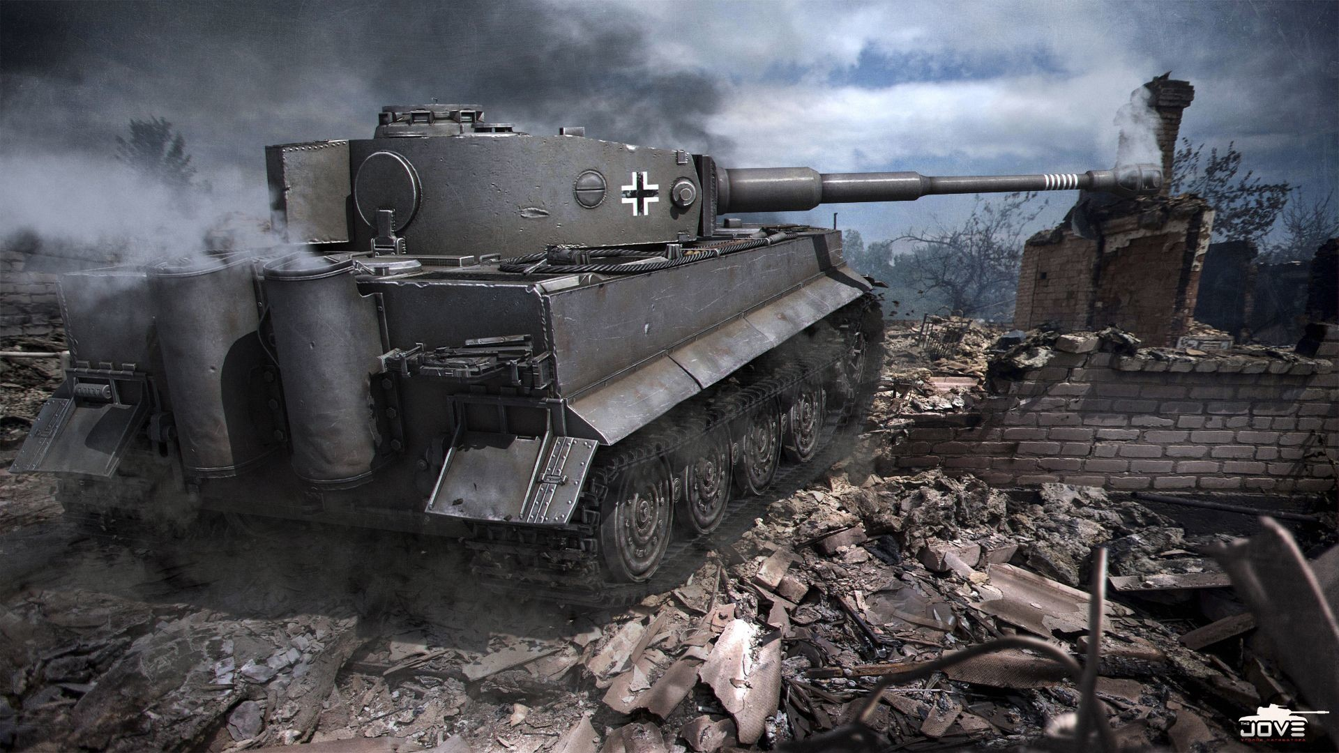 Res: 1920x1080, Tank HD Wallpapers 11