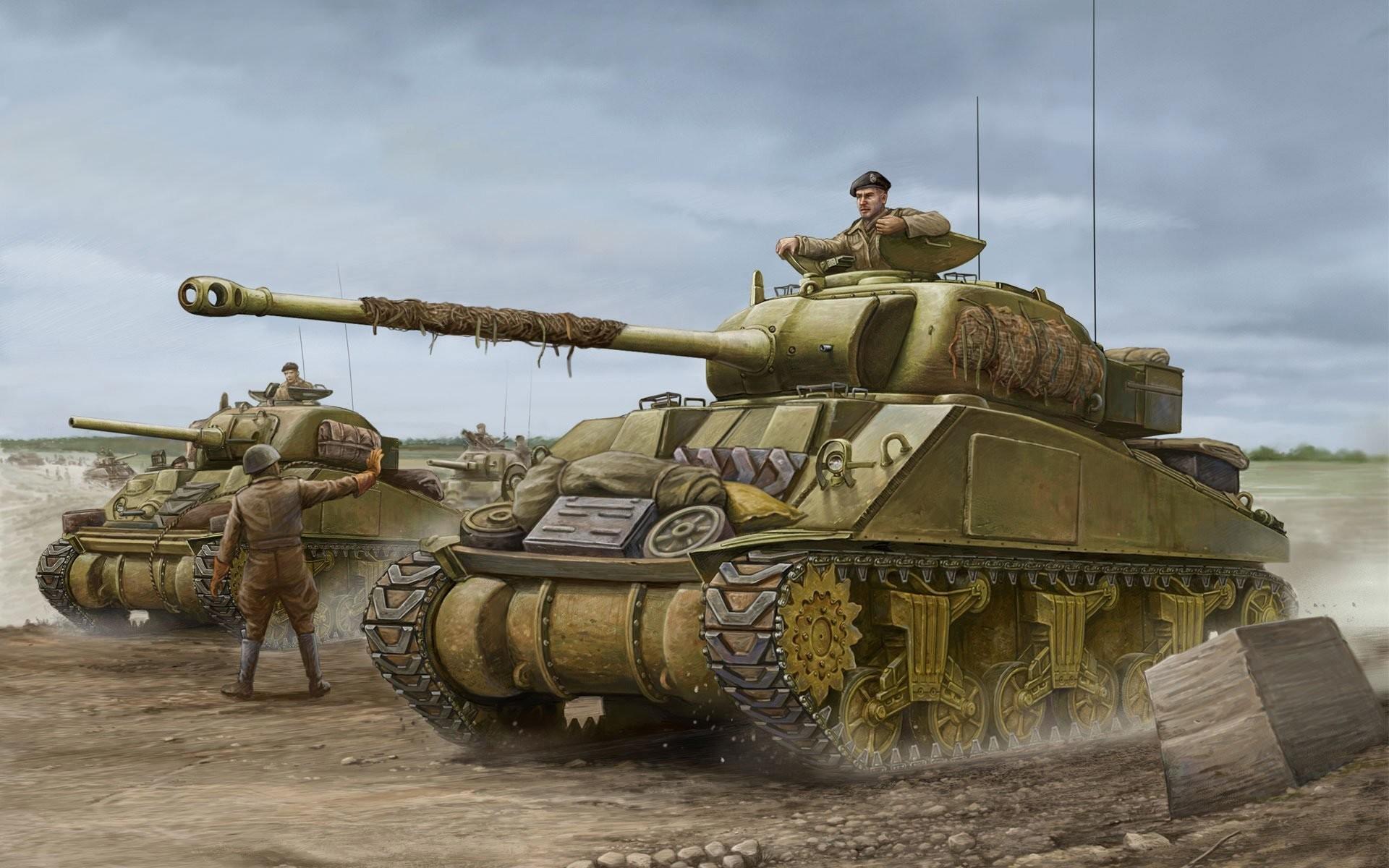 Res: 1920x1200, World War 2 Tank Wallpapers Desktop Background