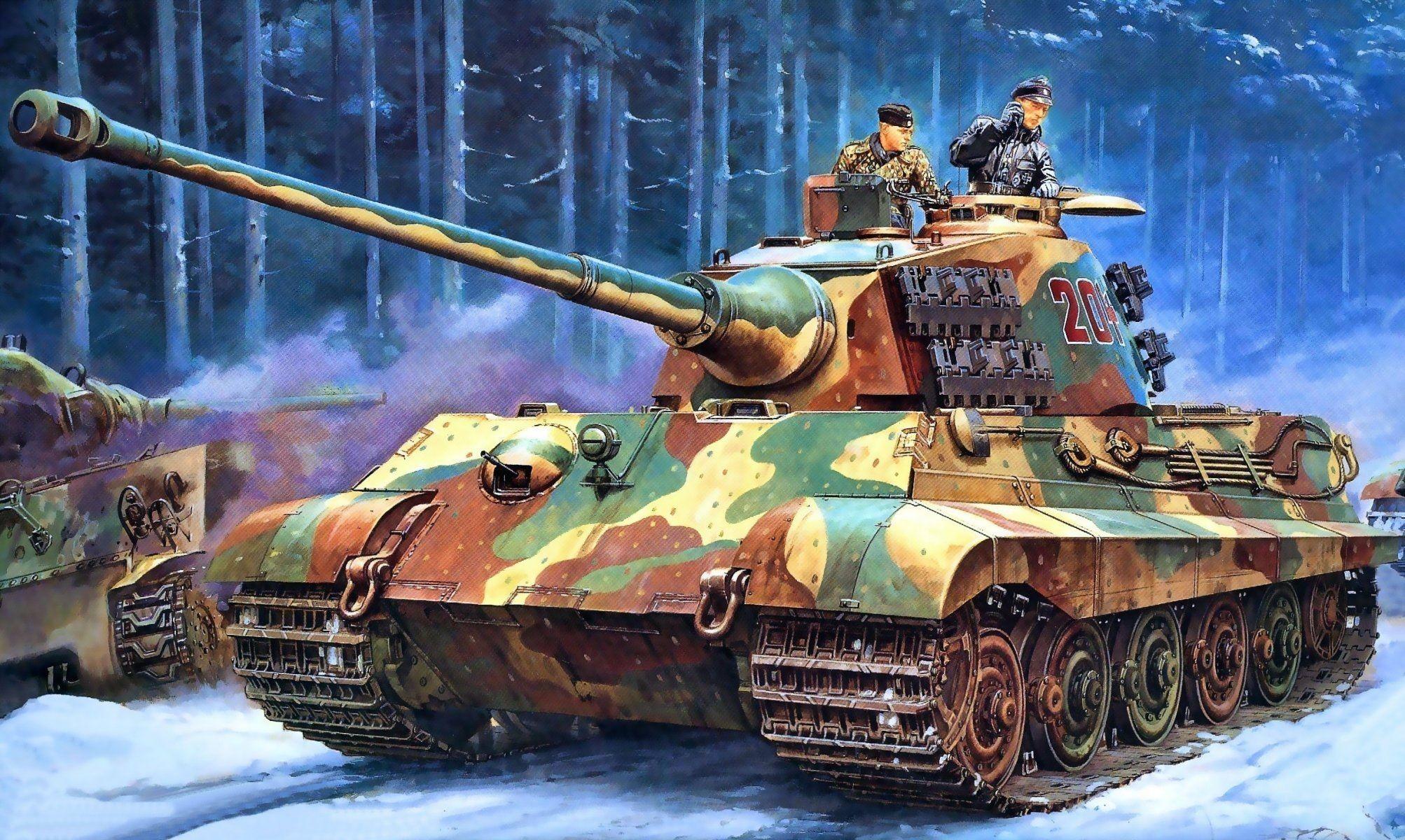 Res: 2006x1200, Tiger Tank Wallpaper Laptop