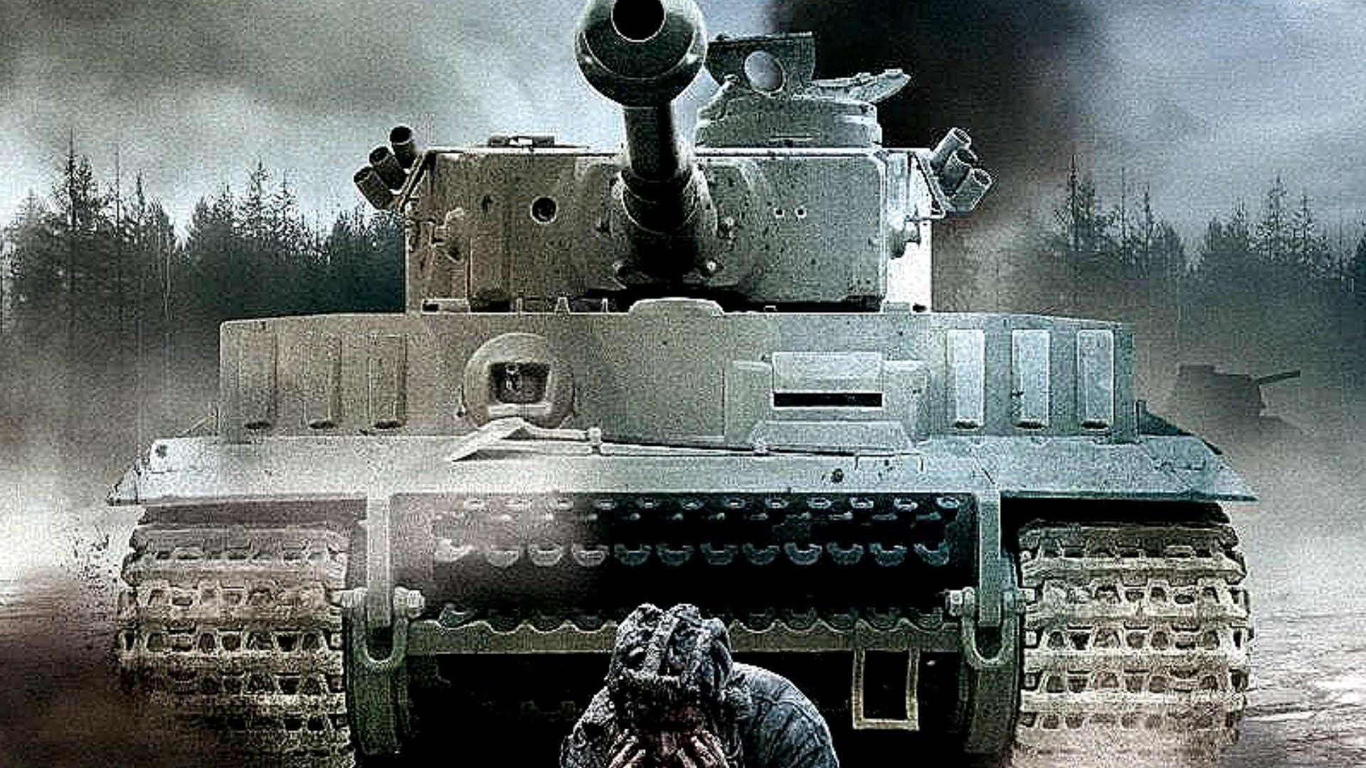 Res: 1920x1080, Tiger Tank Wallpaper