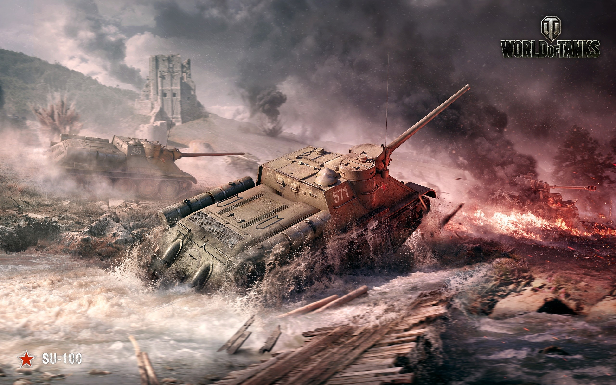 Res: 2560x1600, World Of Tanks Wallpapers Full Hd · Ww2 ...