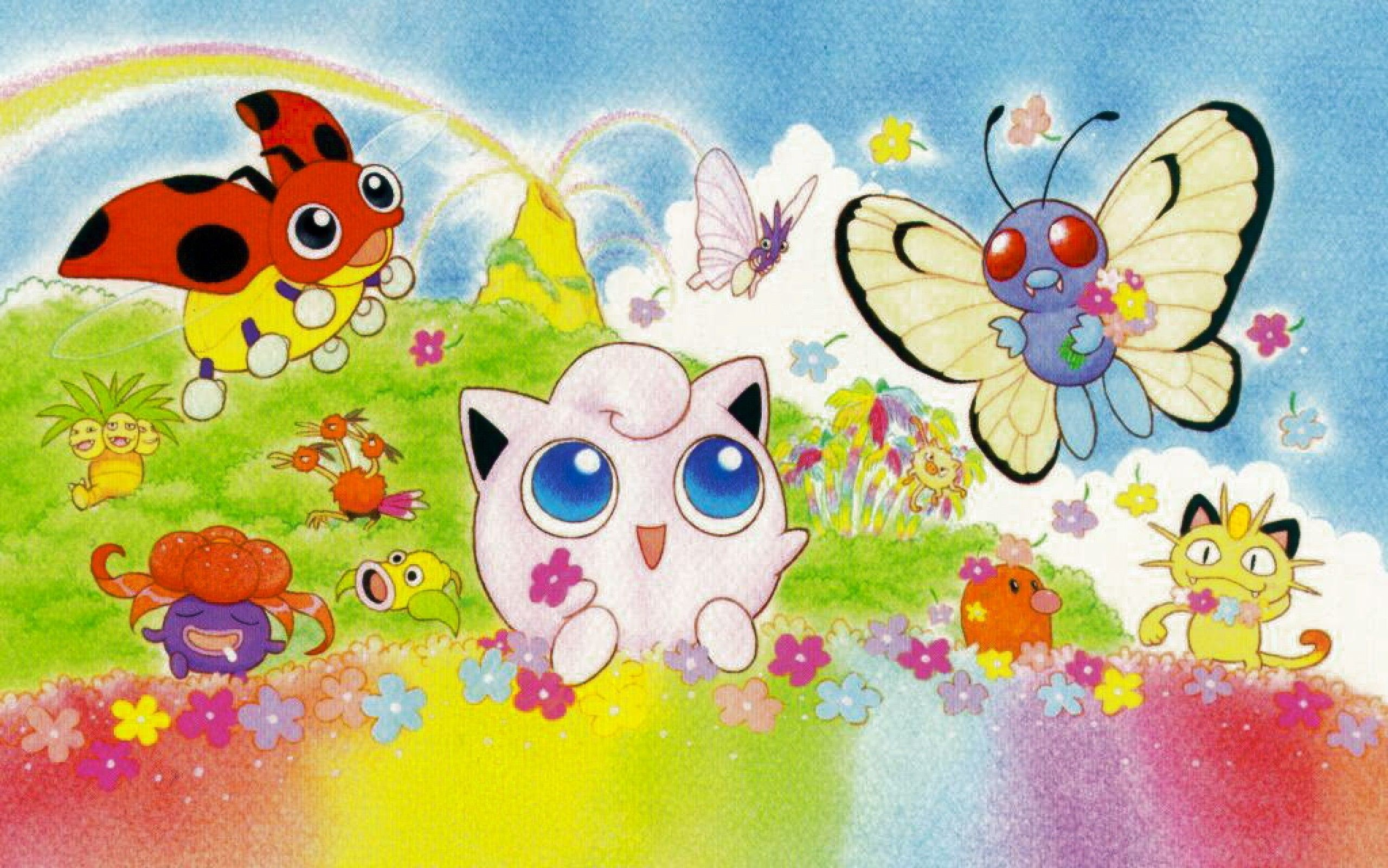 Res: 2560x1600, Cute Pokemon Wallpapers Full Hd For Free Wallpaper