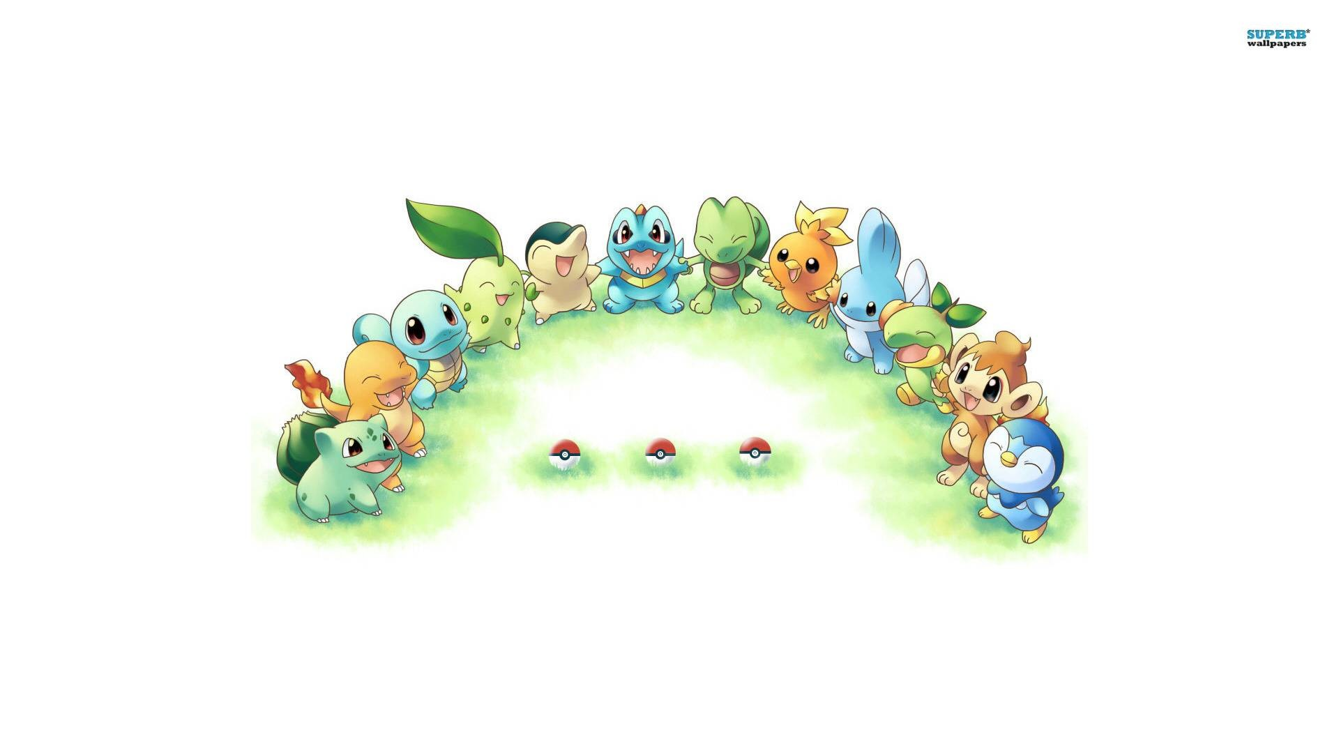 Res: 1920x1080, Cute Pokemon Wallpapers 29