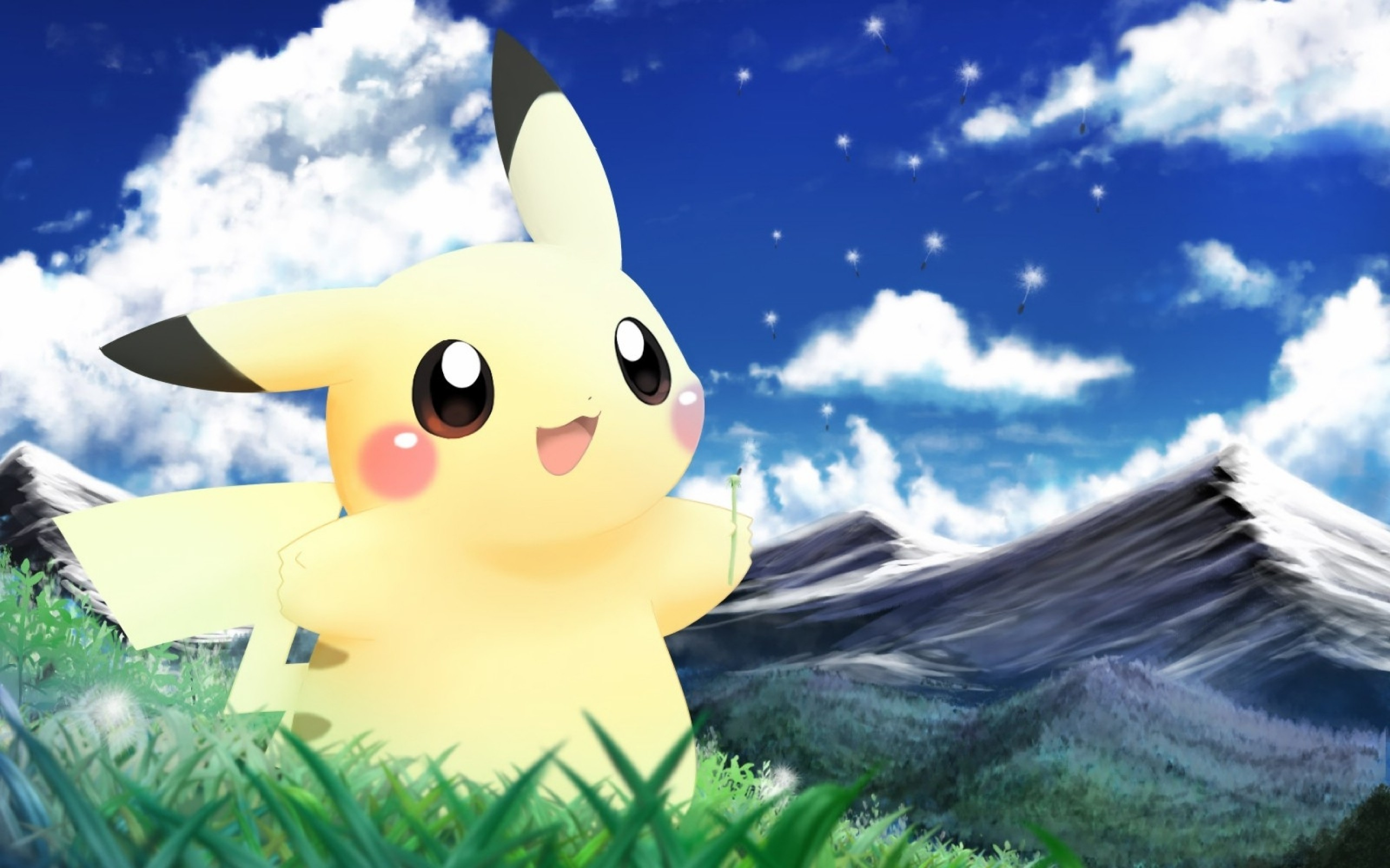Res: 2560x1600, Cute Pokemon Wallpapers for Android