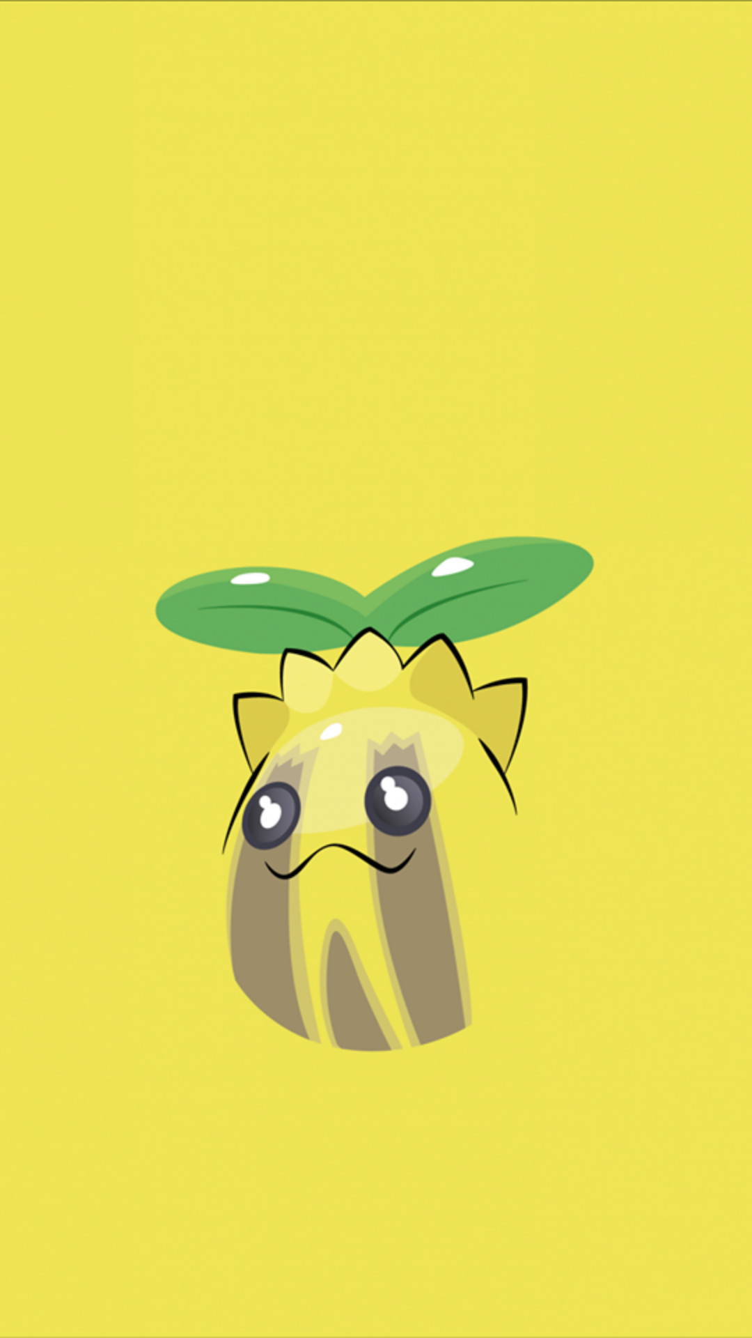 Res: 1080x1920, Sunkern - Tap to see more of the cutest Pokemon wallpapers! - @mobile9