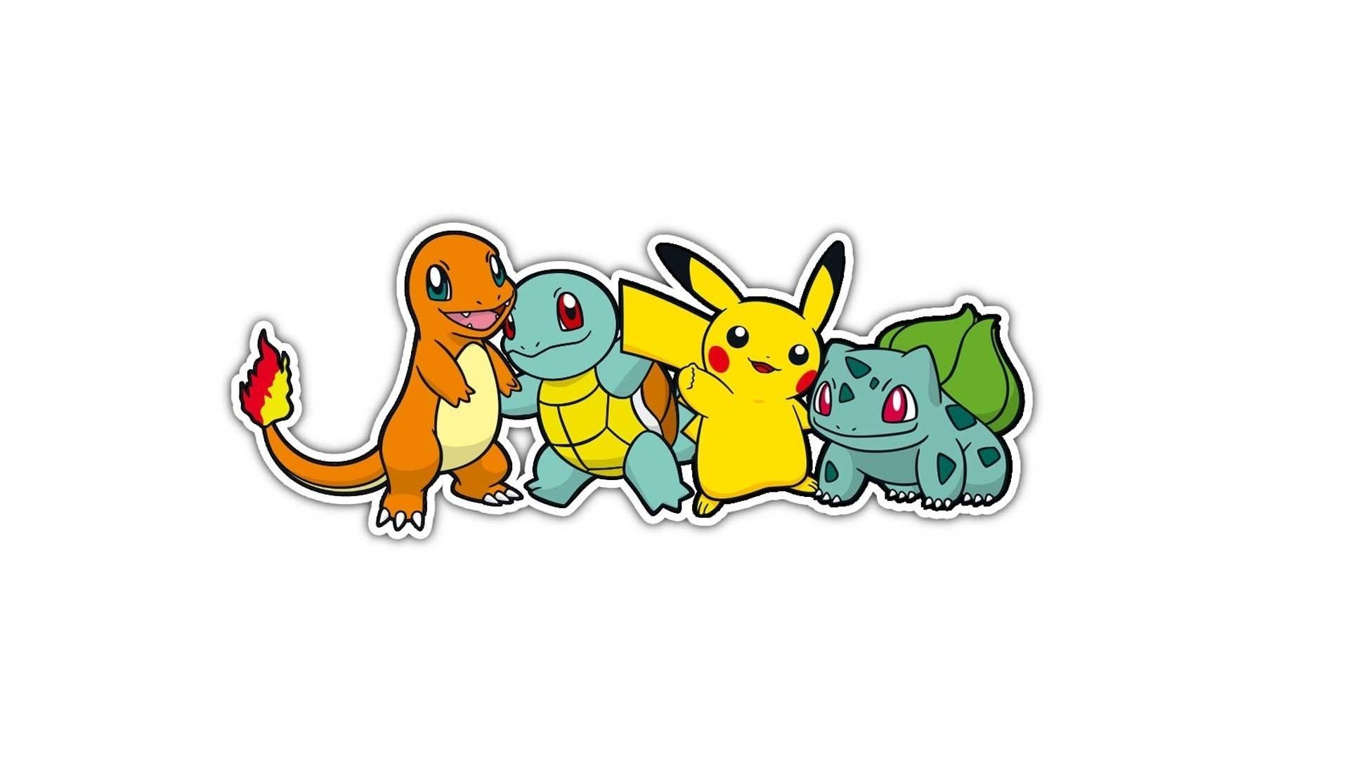 Res: 1920x1080, Desktop Cute Pokemon Wallpaper.