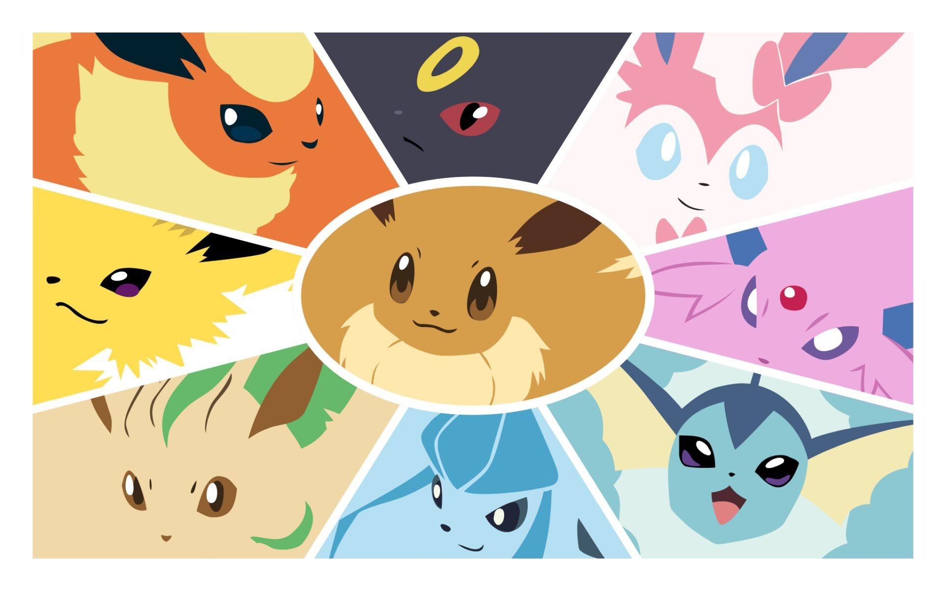 Res: 1920x1200, Cute Pokemon Wallpaper Eevee Free Download Pokemon Phone Eevee Wallpapers  Page 3 Of 3 Of Cute