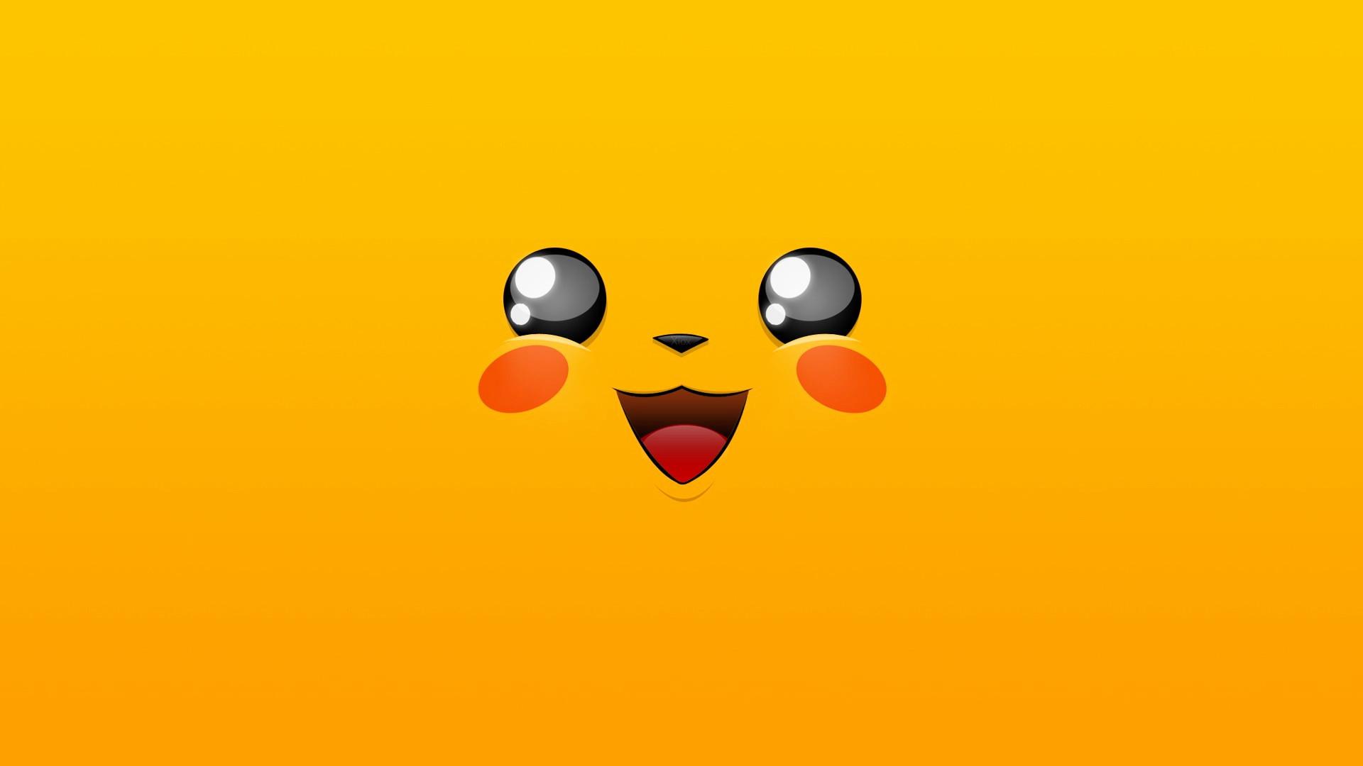 Res: 1920x1080, ... Cute Pokemon Wallpaper – Download Pikachu Wallpaper 4353 1920×1080 Px  High Resolution ...