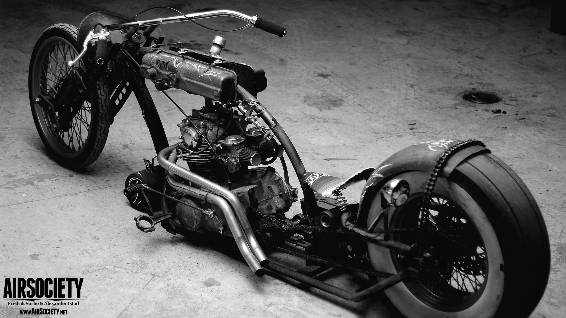 Res: 1920x1080, Bobber Motorcycle Wallpapers Hd