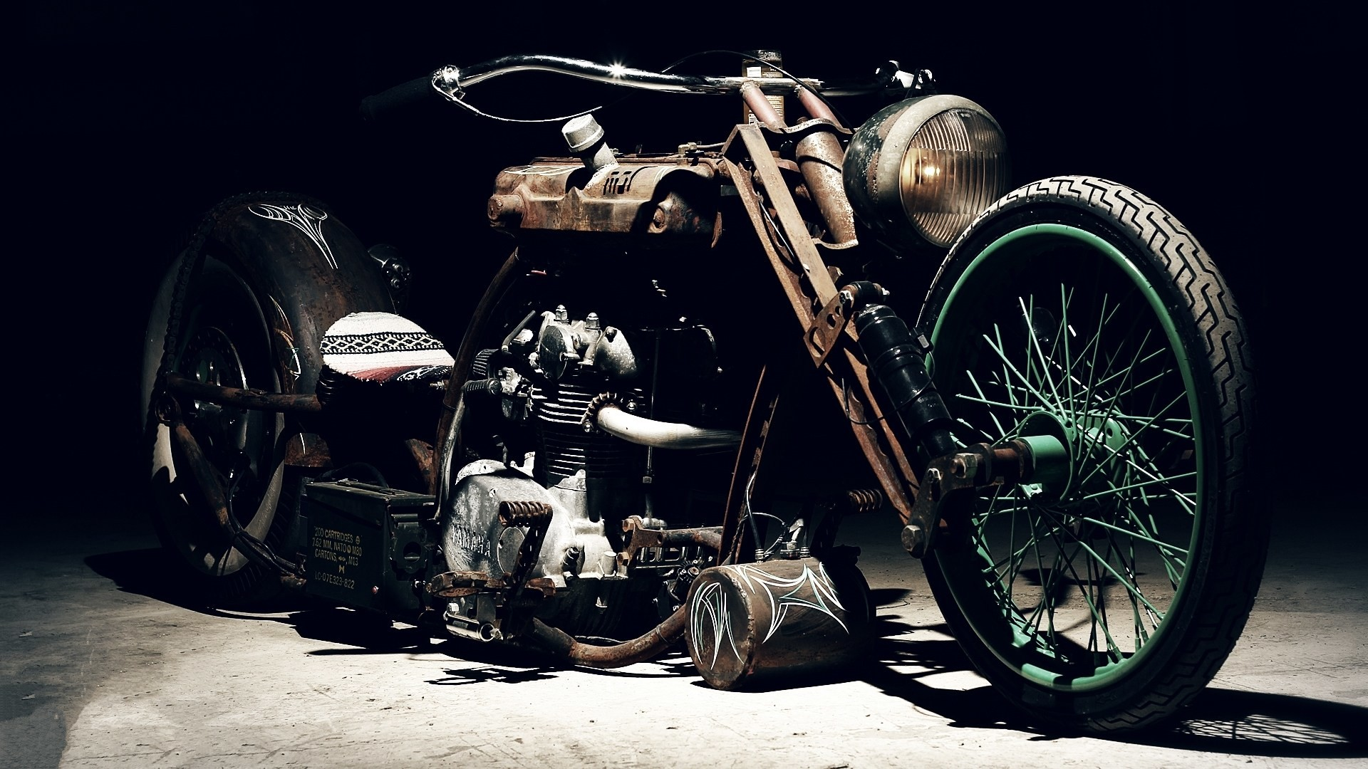 Res: 1920x1080, Bobber Motorcycle Wallpaper 4
