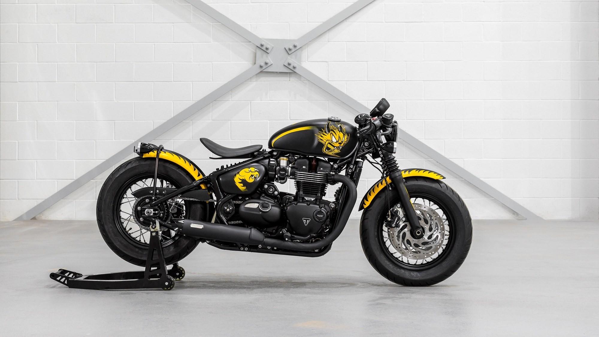 Res: 2000x1125, Triumph Bobber spirit of 59 HD wallpaper